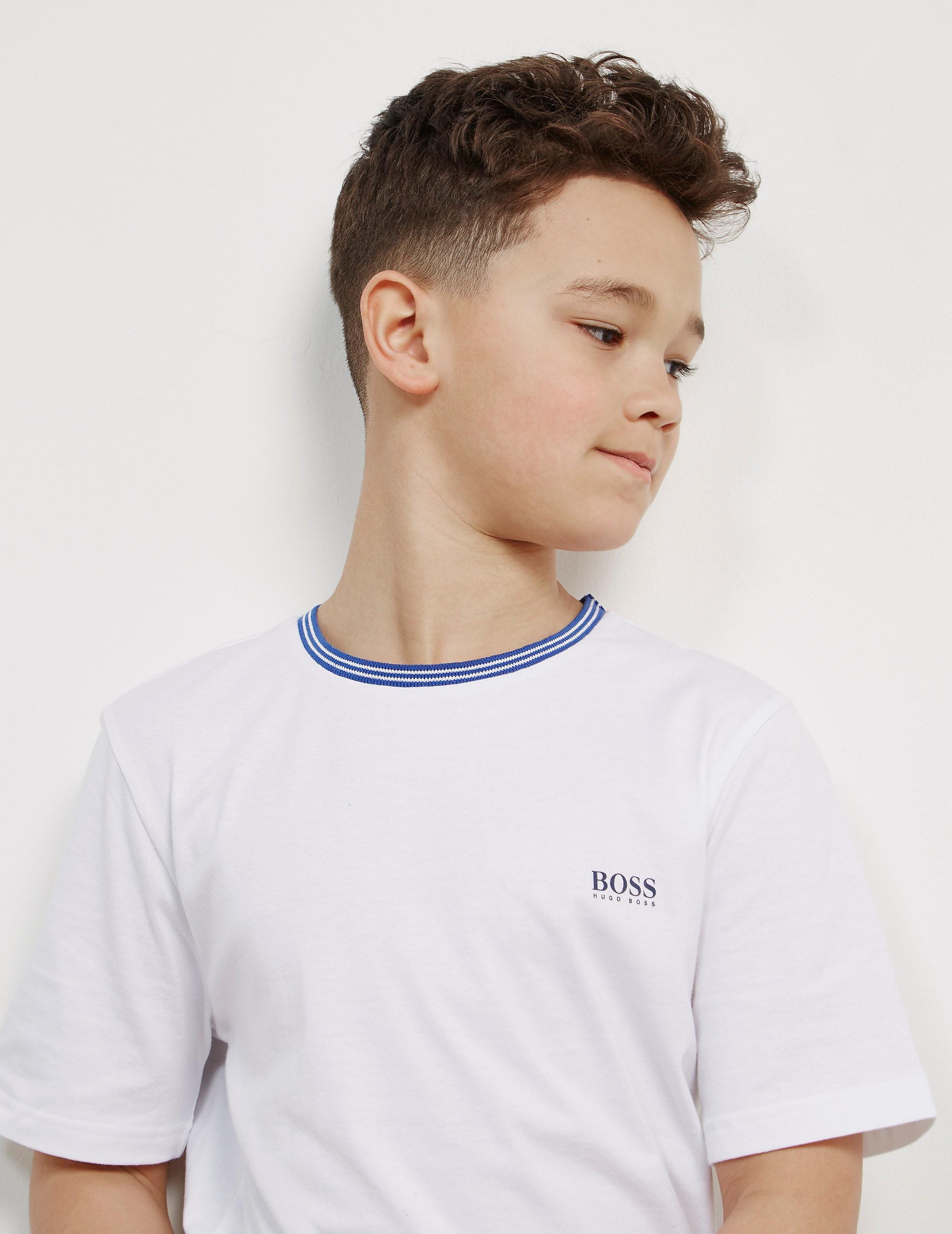 BOSS T-Shirt and Short Set