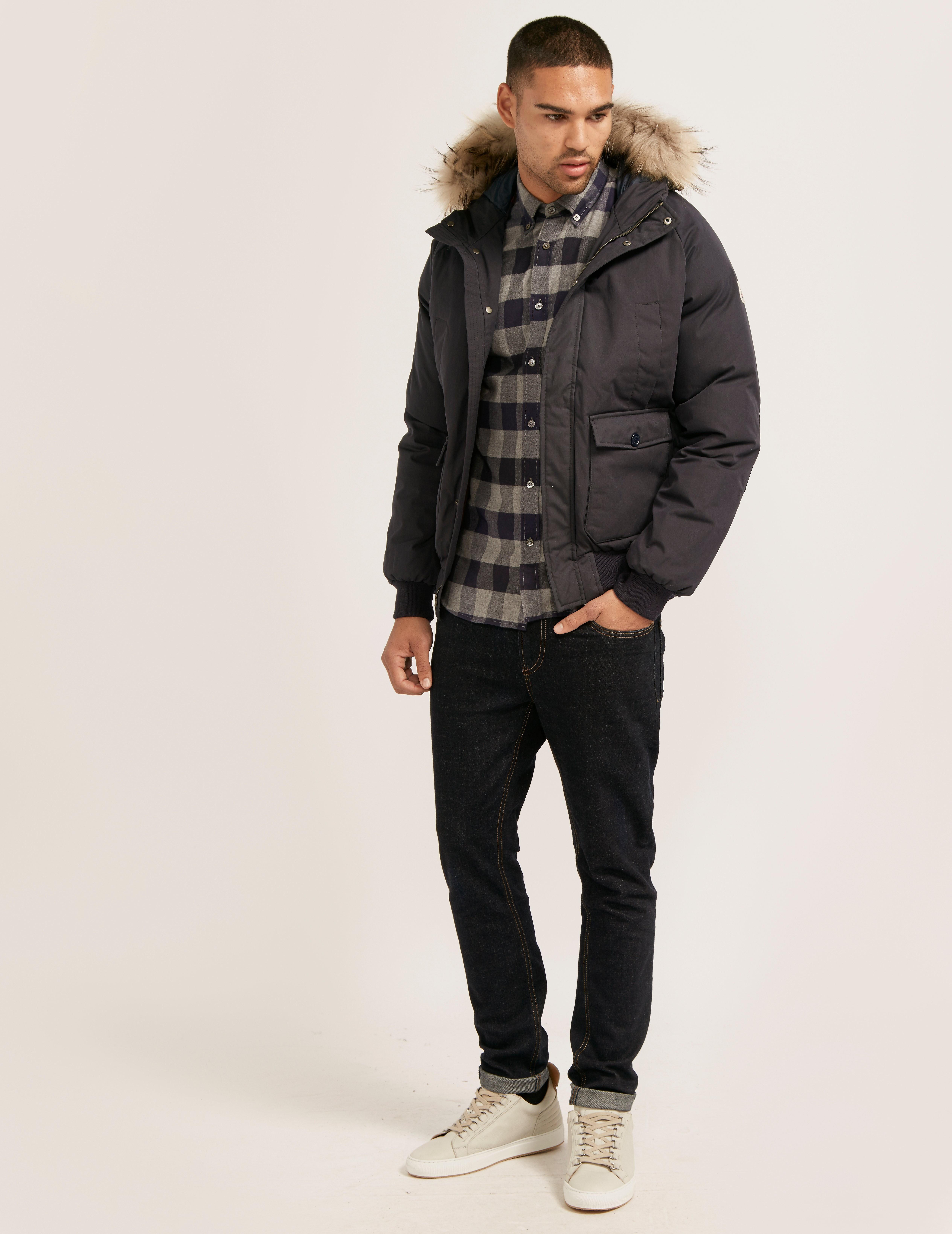 Pyrenex Mistral Fur Jacket