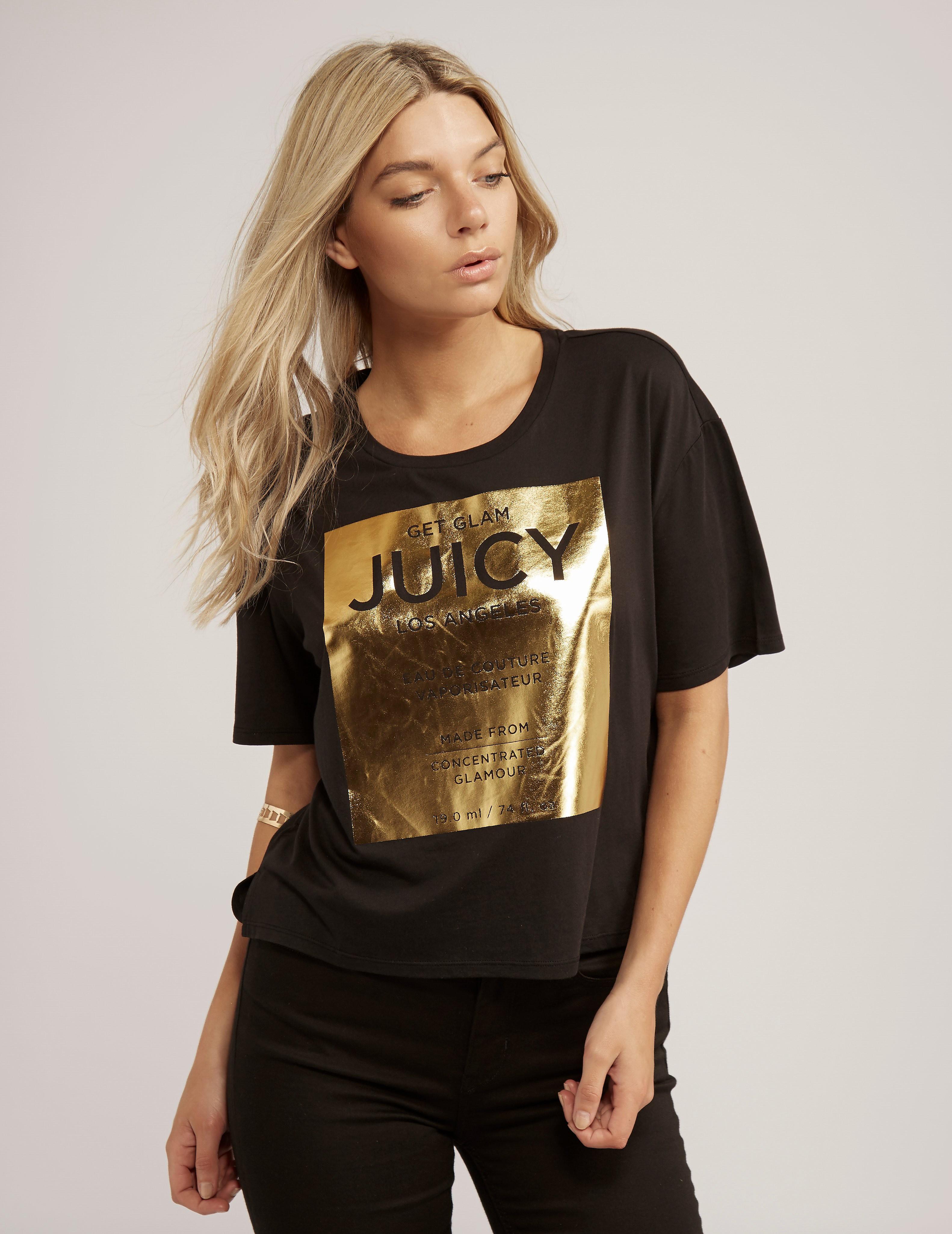 Juicy Couture Eau De Couture T-Shirt