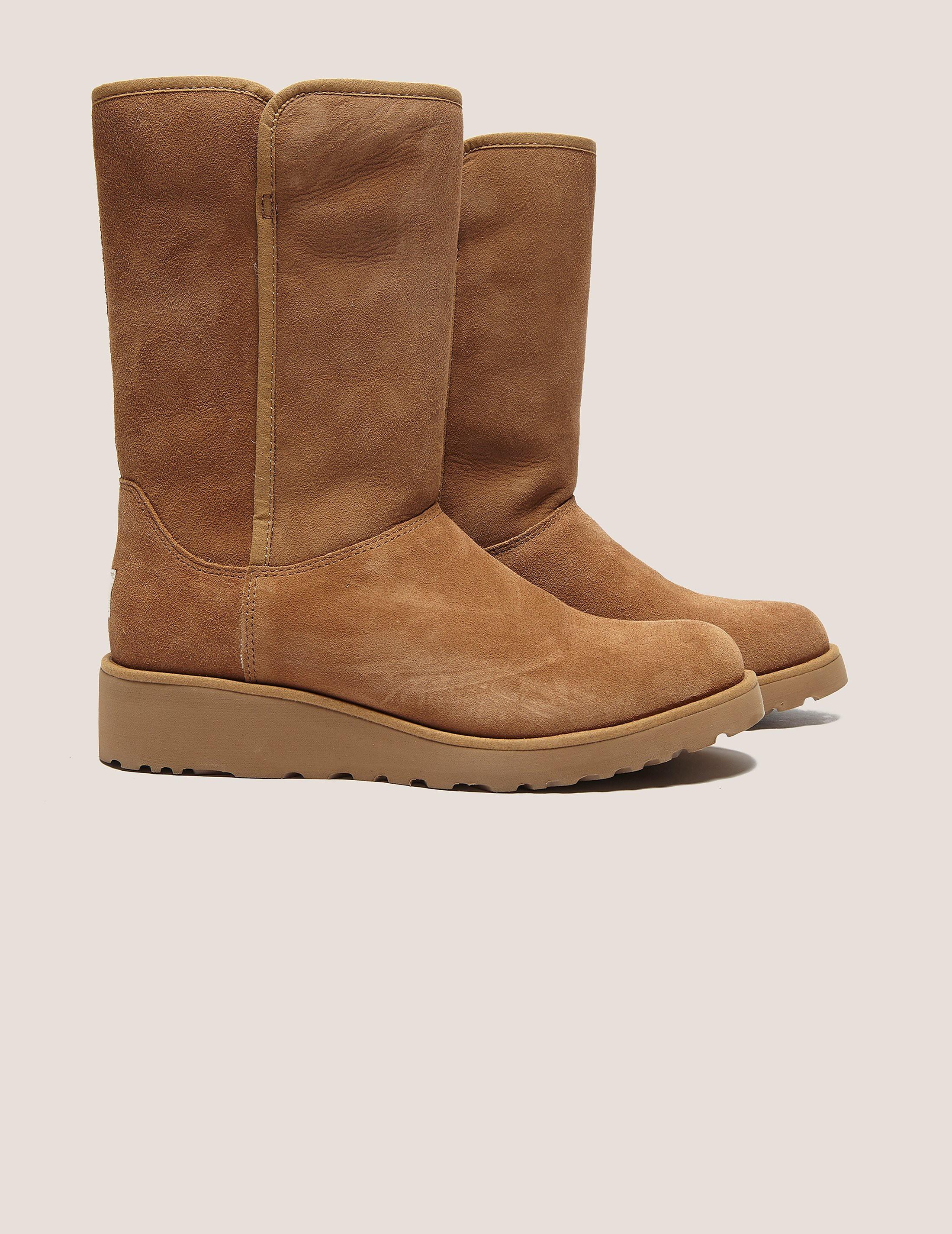 UGG Amie Short Wedge Boot