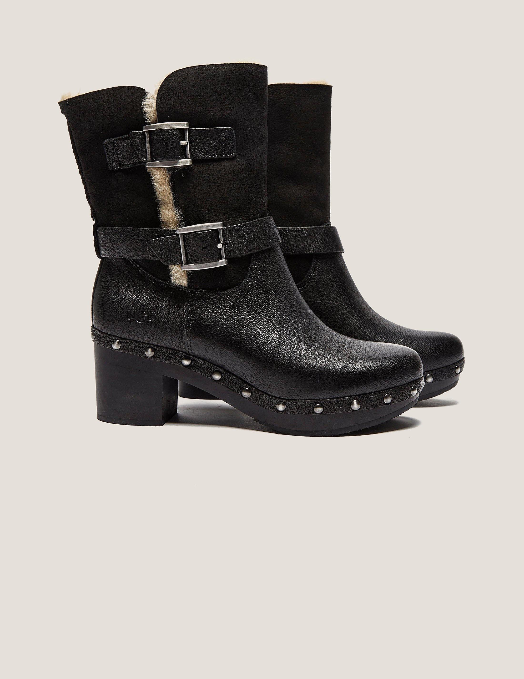 UGG Brea Clogg Stud Boot