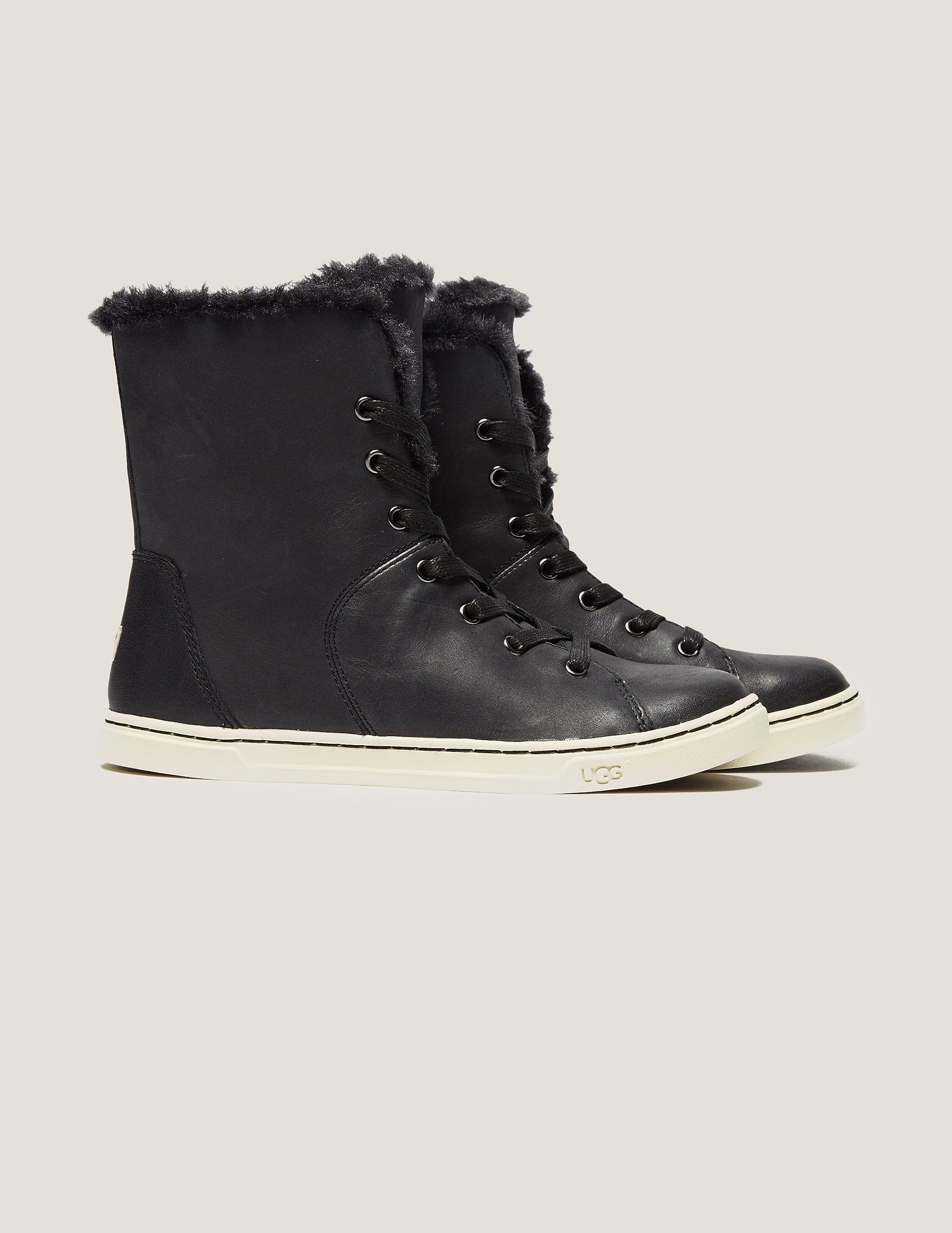 UGG Croft Luxe High Top