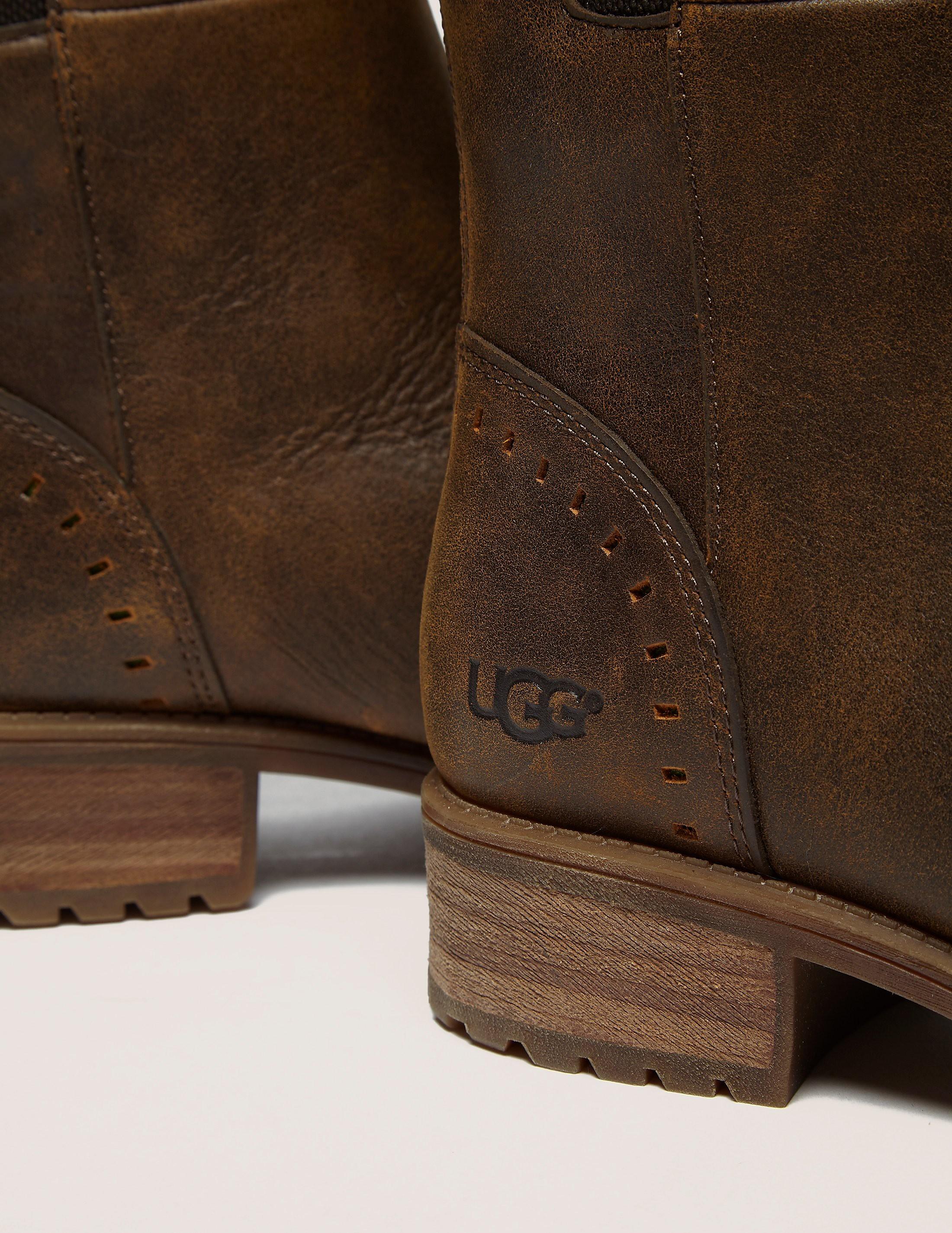 UGG Vinson Zip Leather