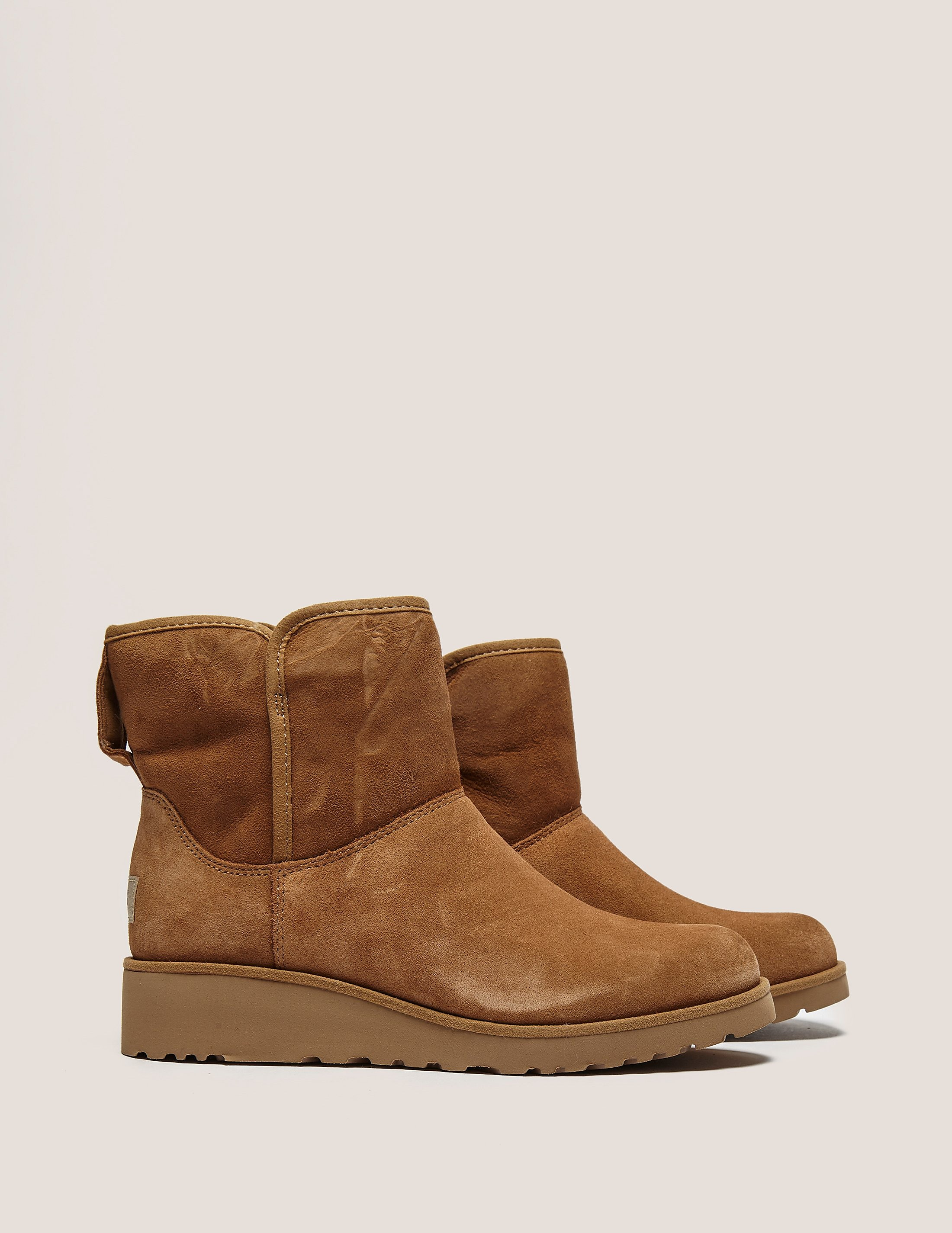 UGG Kri Mini Wedge Boot