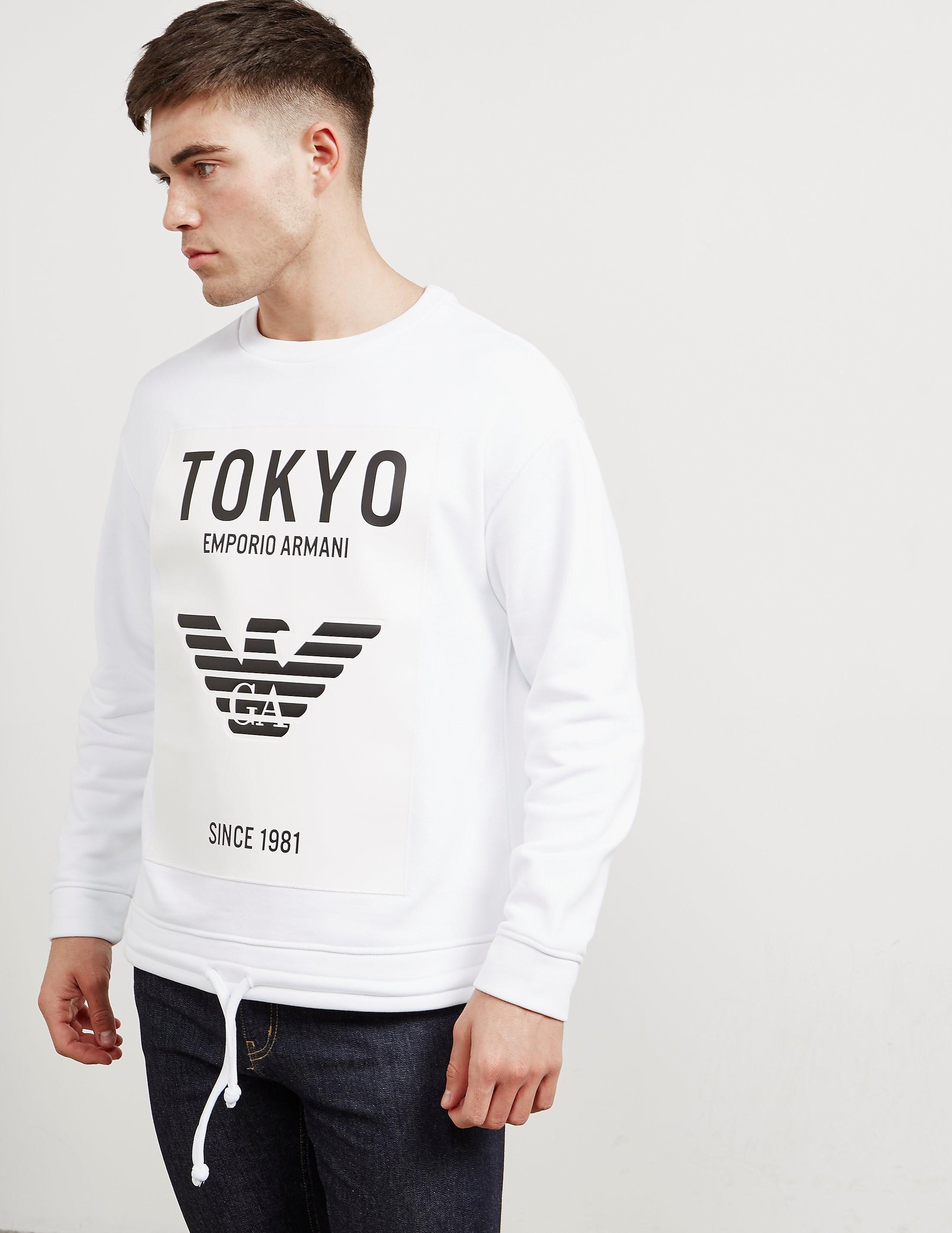 Emporio Armani Tokyo Sweatshirt