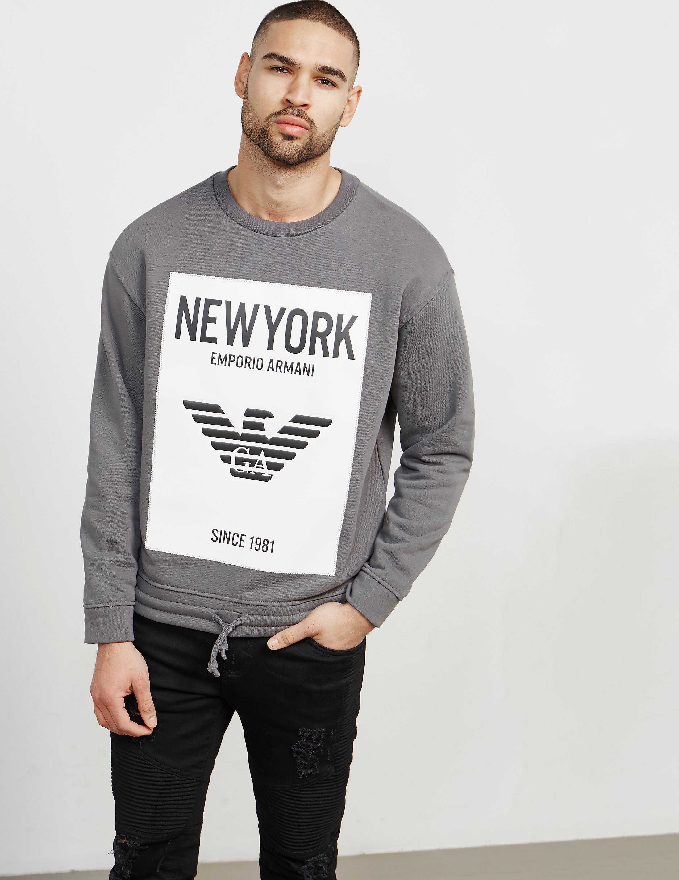 Emporio Armani New York Sweatshirt