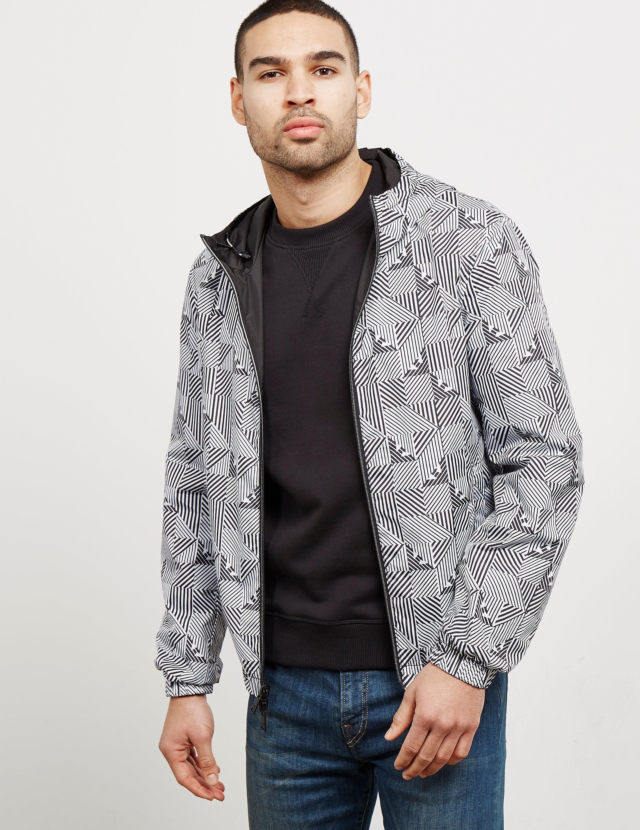 Emporio Armani Geometric Reversible Jacket