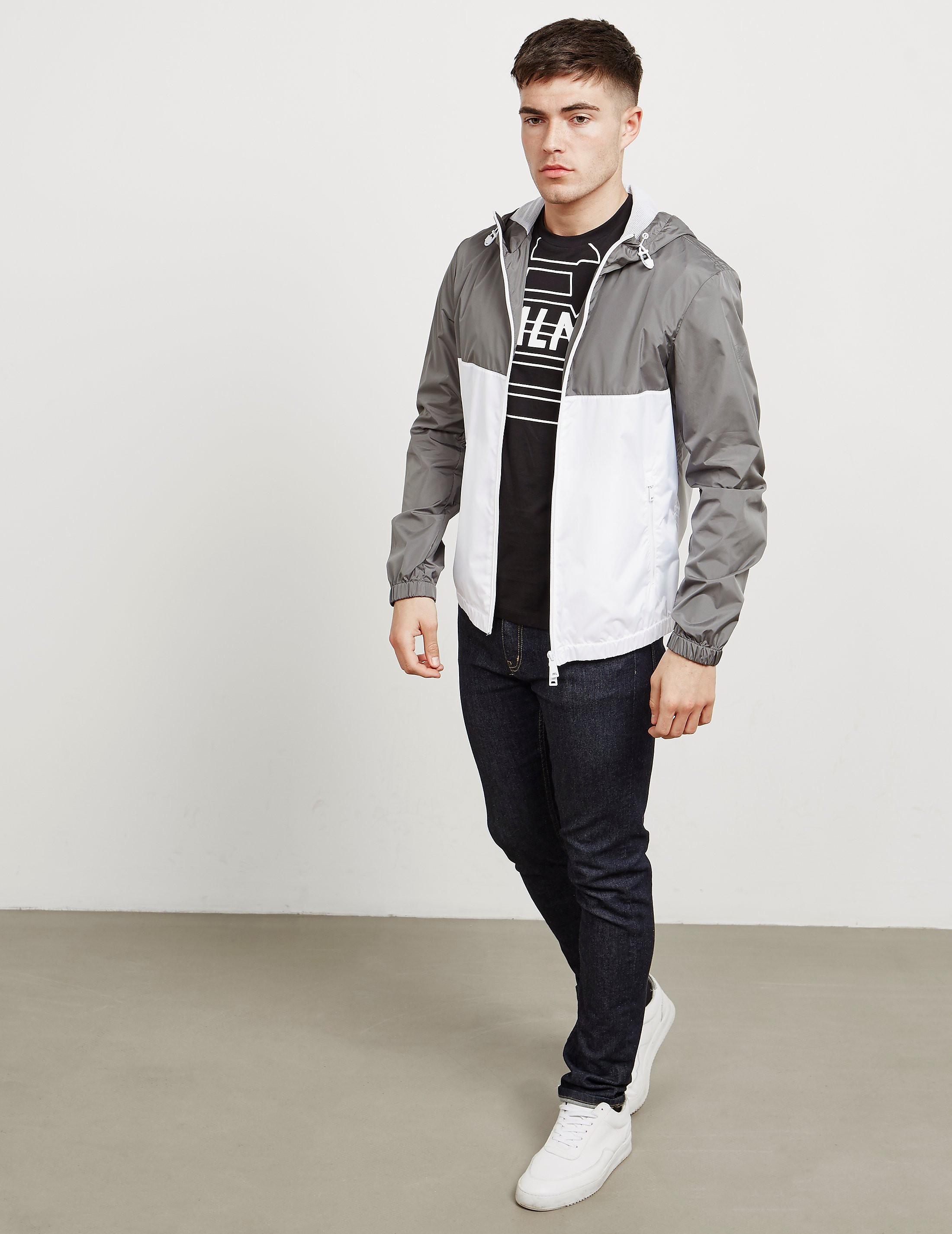 Emporio Armani Block Colour Hooded Jacket
