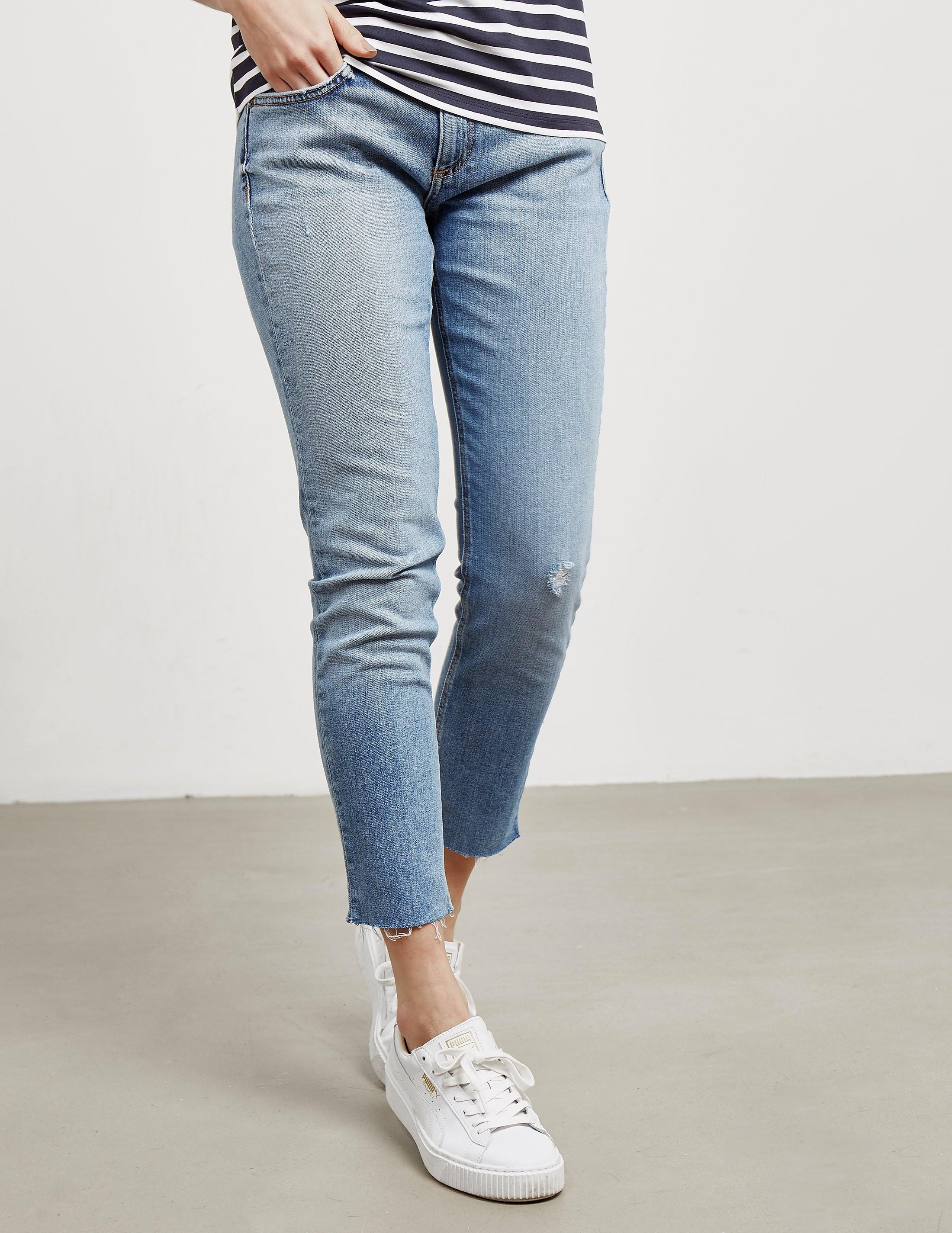 Rag & Bone Ankle Grazer Jeans