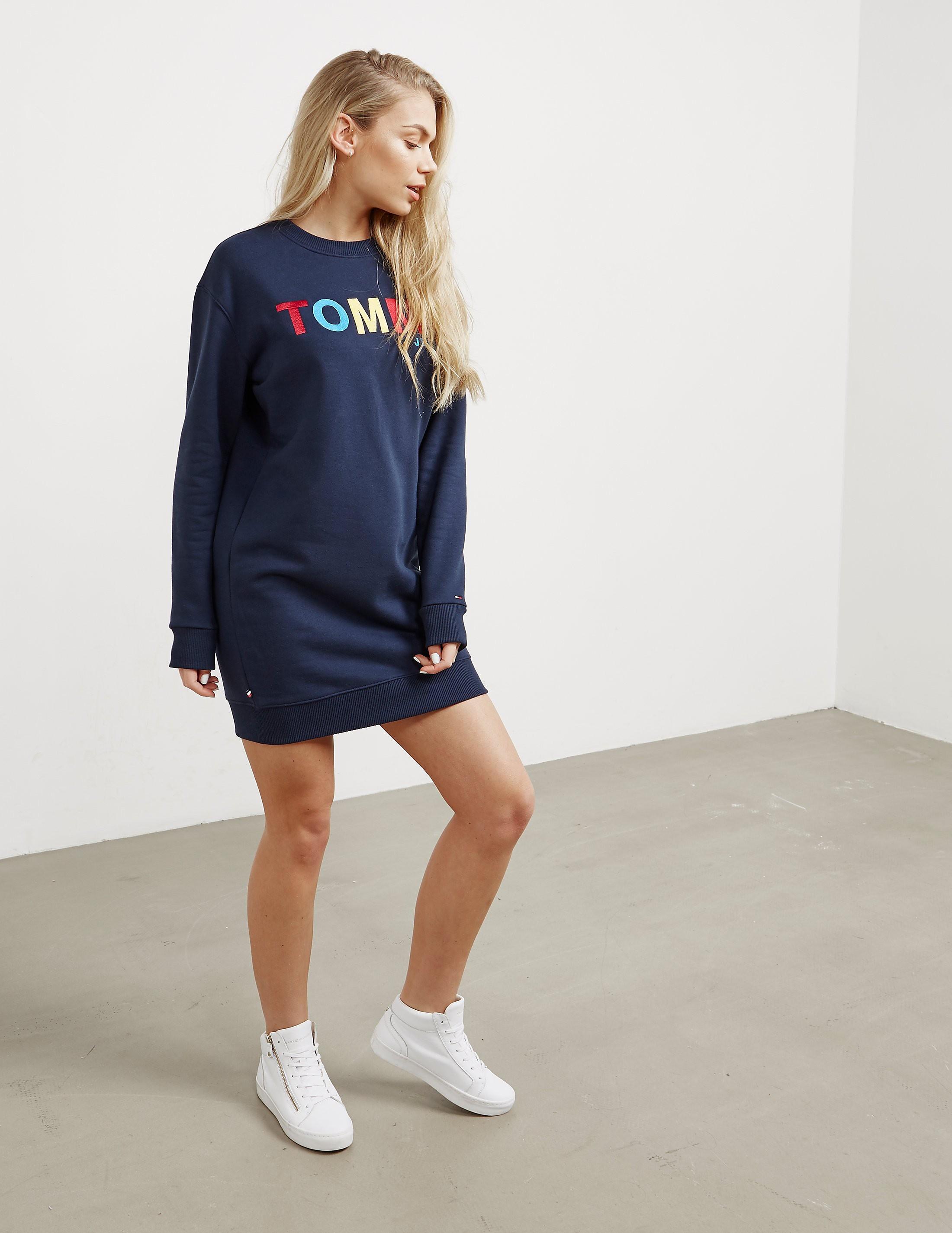 Tommy Hilfiger Sweatshirt Dress