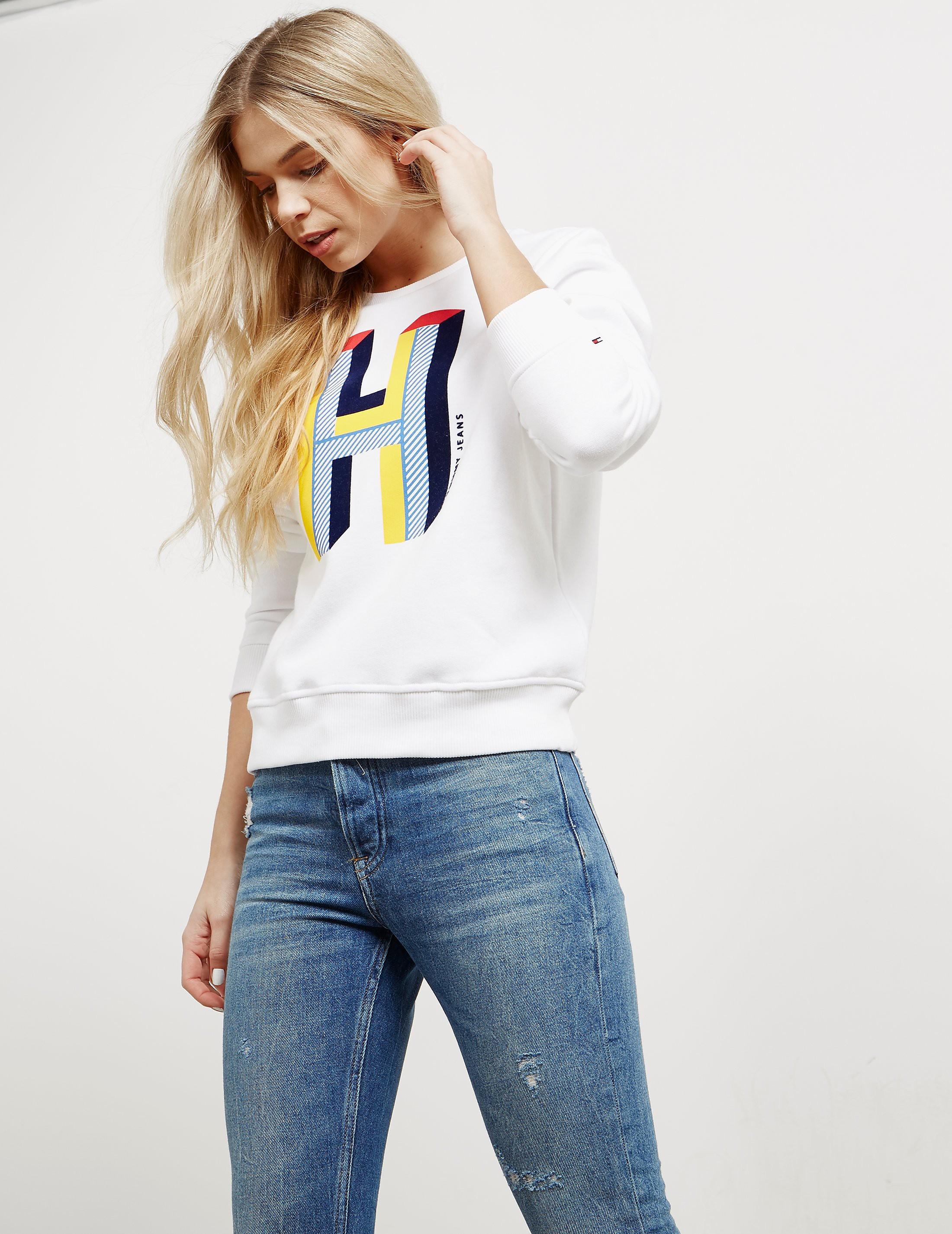 Tommy Hilfiger Basic Sweatshirt - Online Exclusive