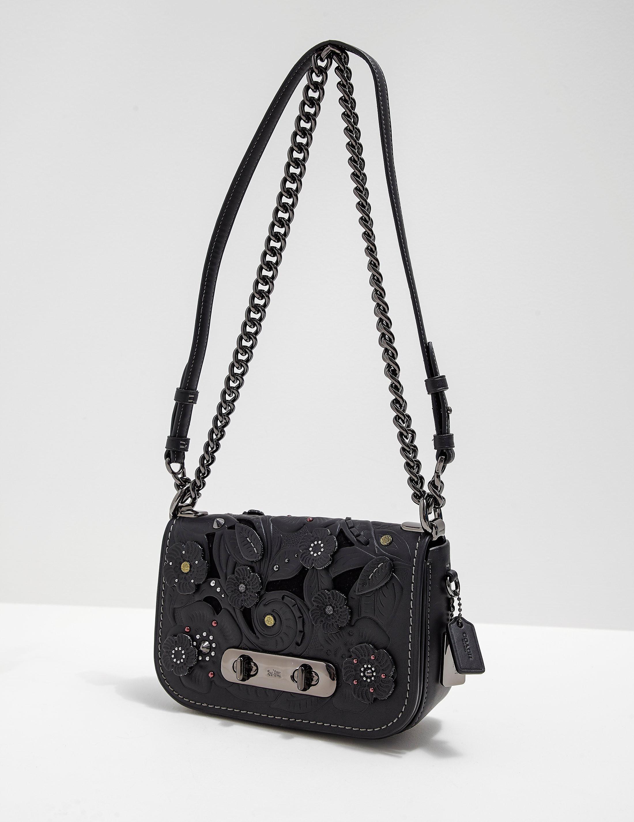 COACH Swagger Shoulder Bag