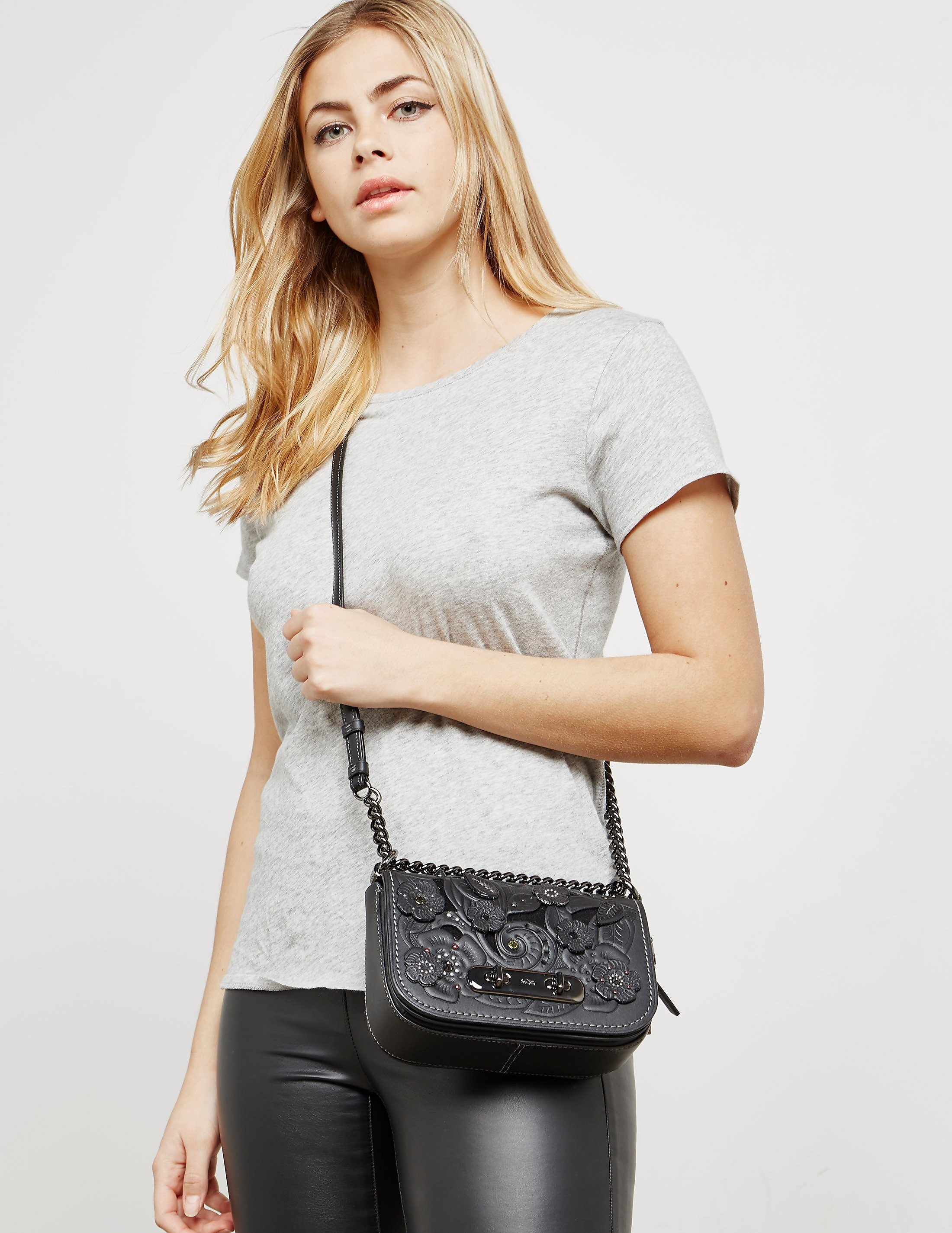 COACH Swagger Shoulder Bag