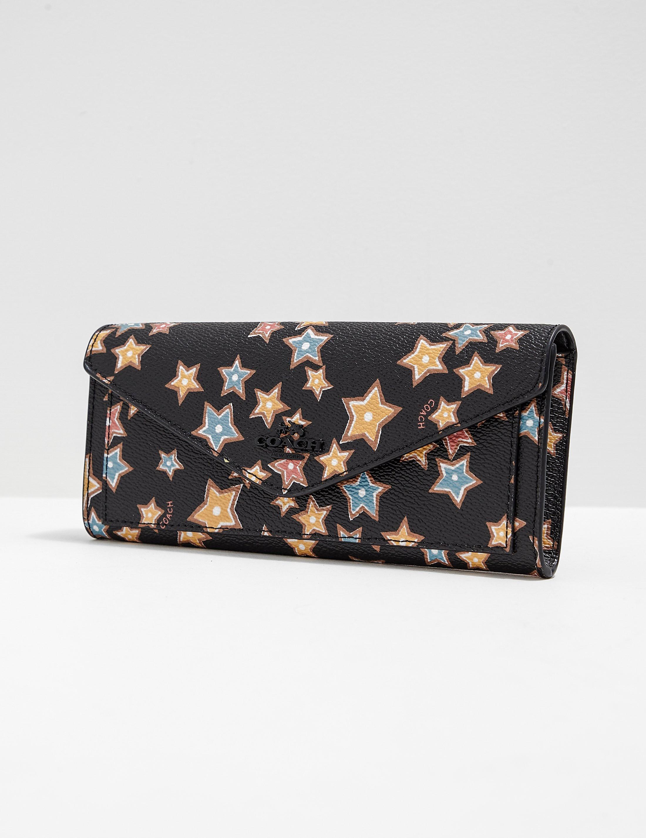 COACH Star Wallet