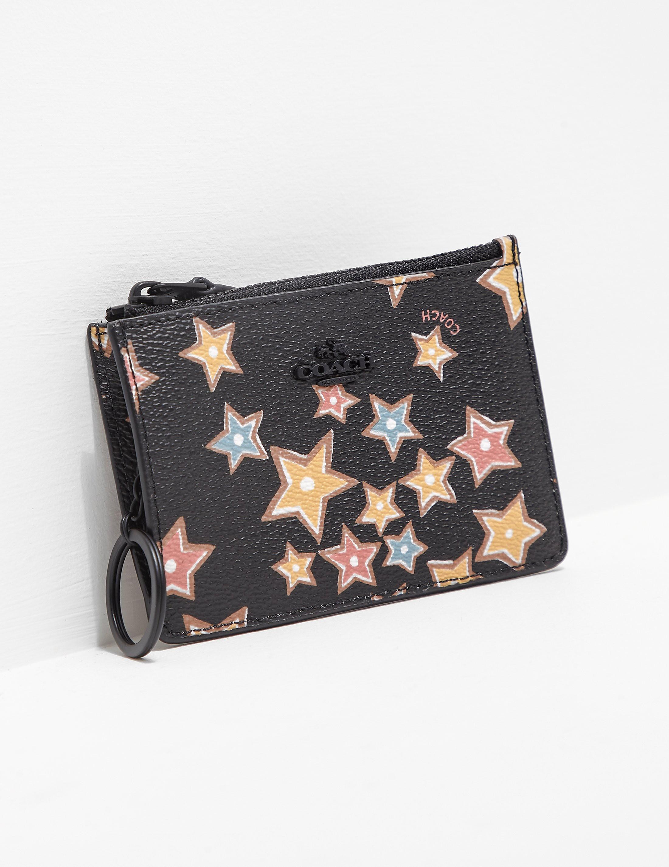 COACH Star Mini Purse