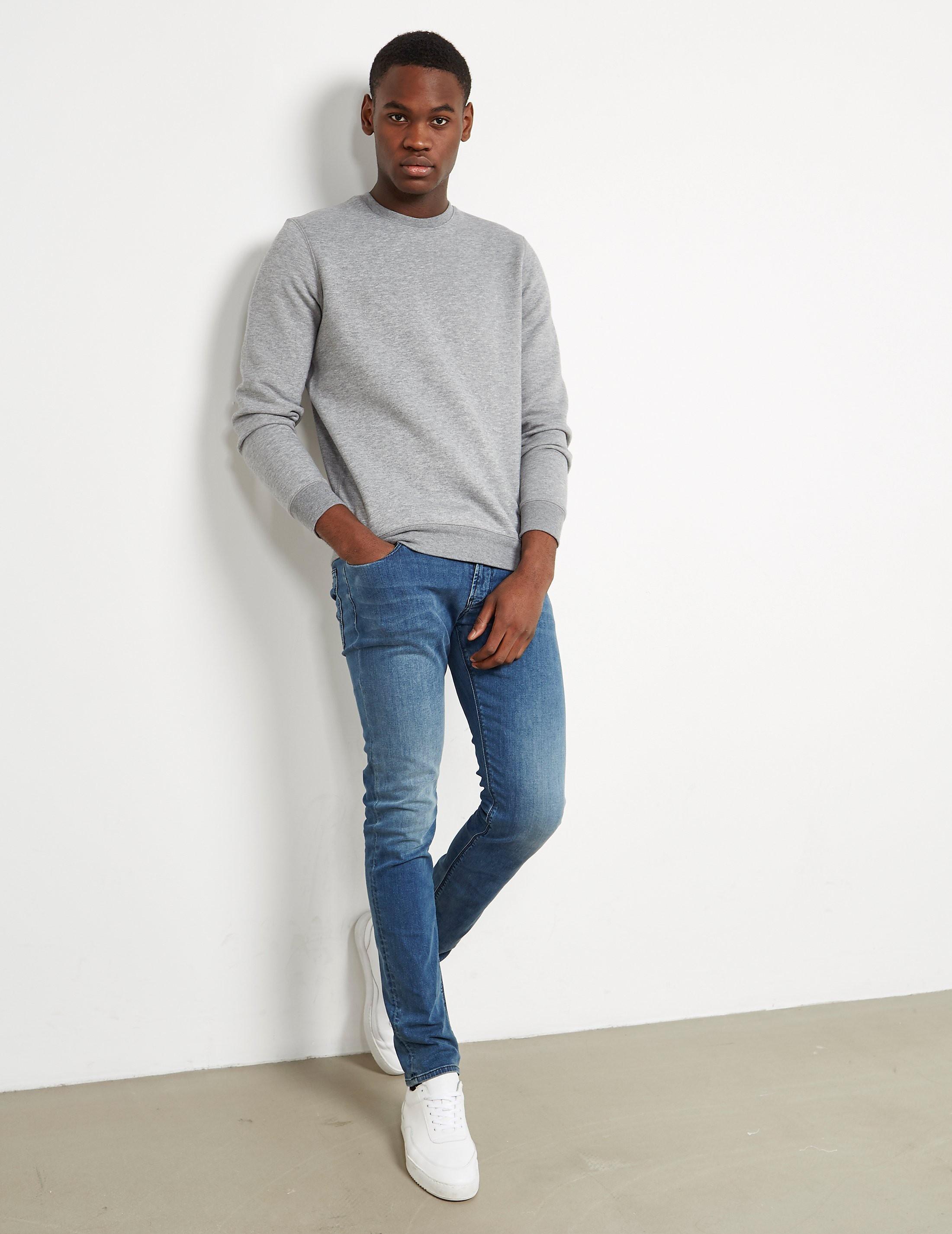 Emporio Armani J06 Slim Lightwash Jeans