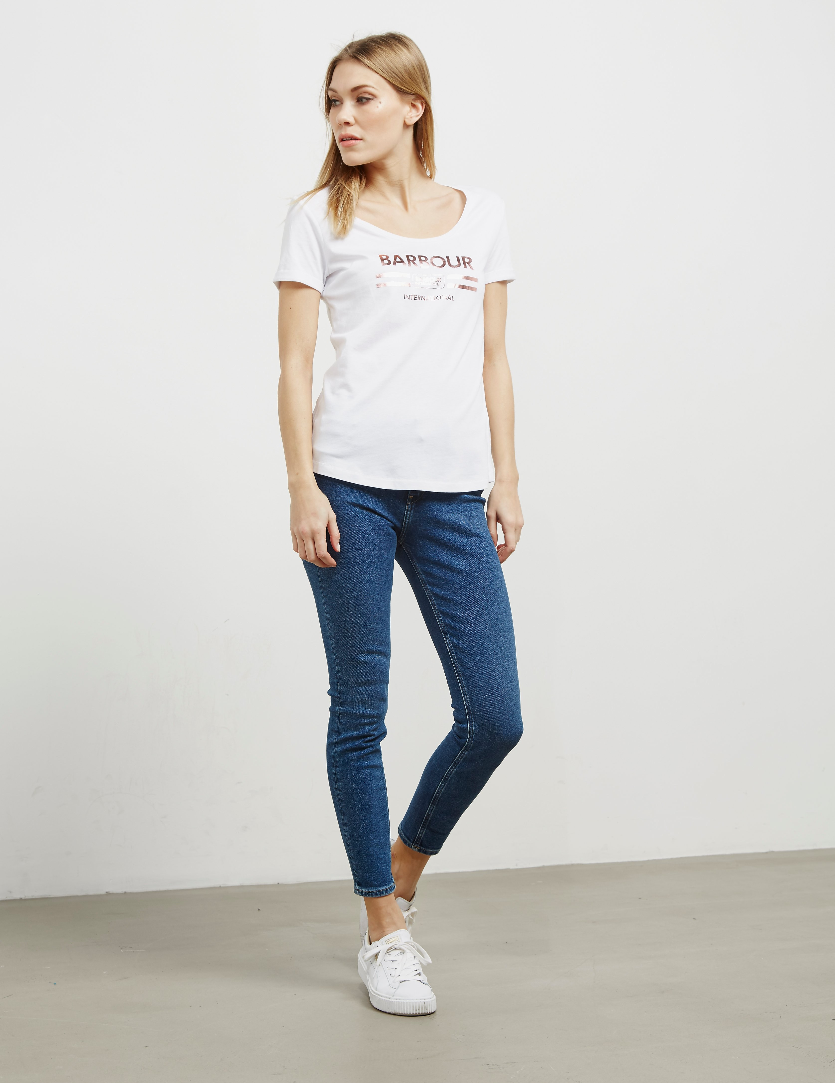 Barbour International Leader Short Sleeve T-Shirt