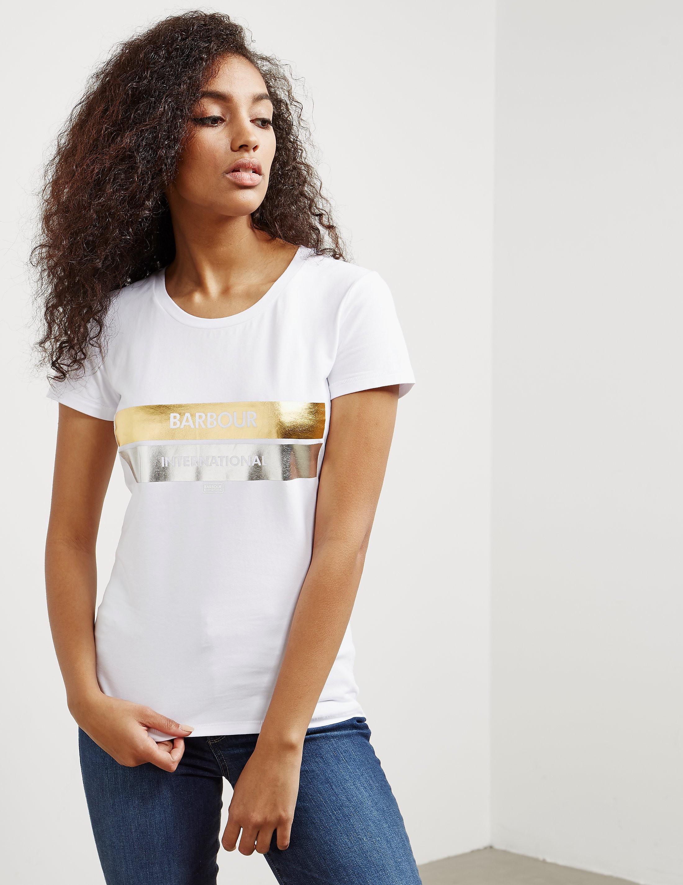 Barbour International Bearings Short Sleeve T-Shirt