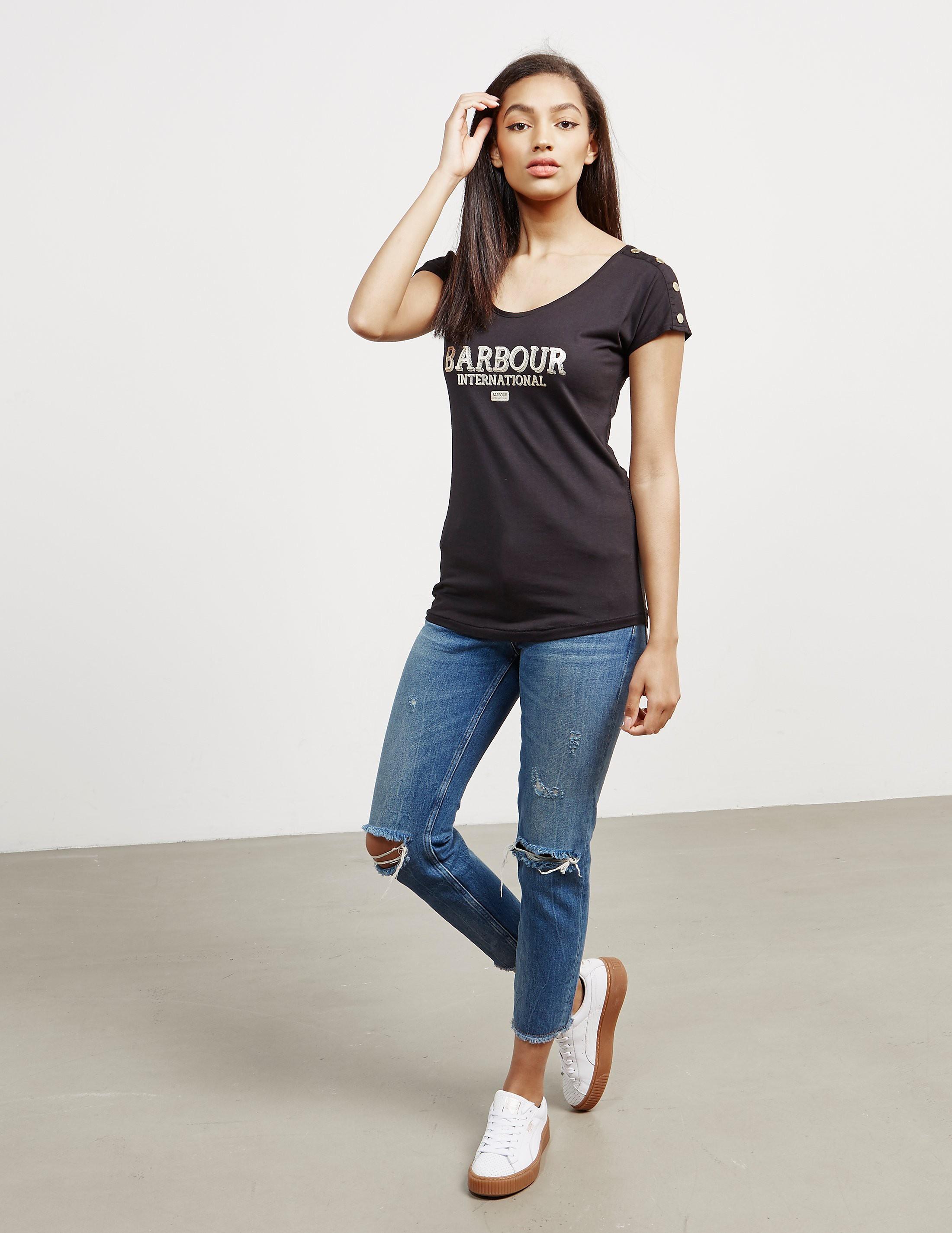Barbour International Short Sleeve T-Shirt