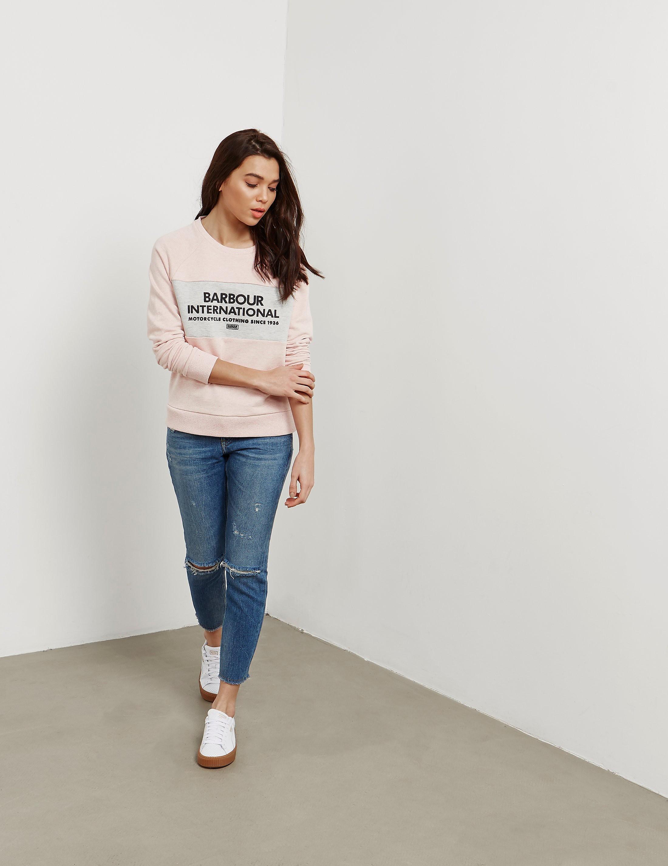 Barbour International Triple Sweatshirt