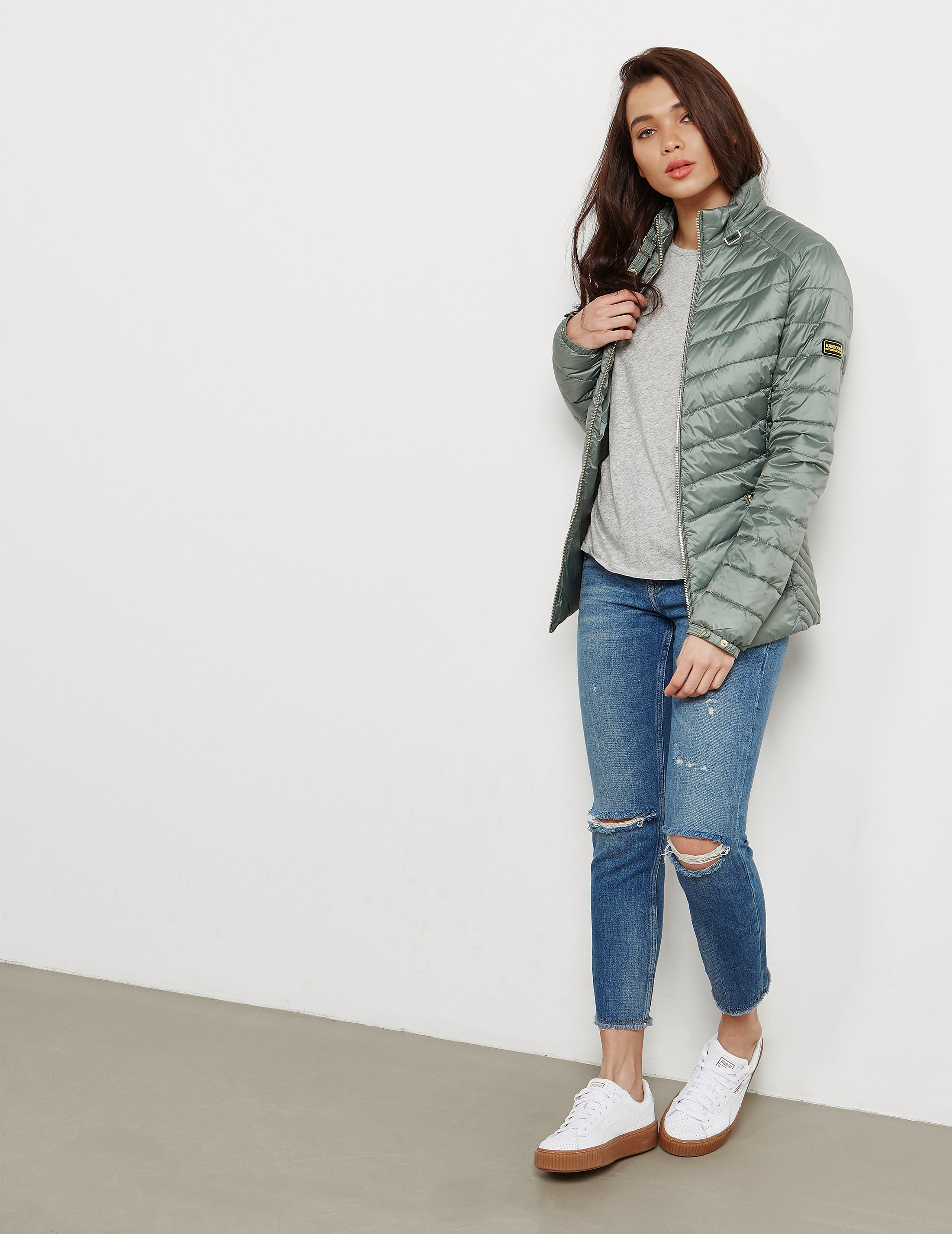 Barbour Interntional Quilted Jacket - Online Exclusive