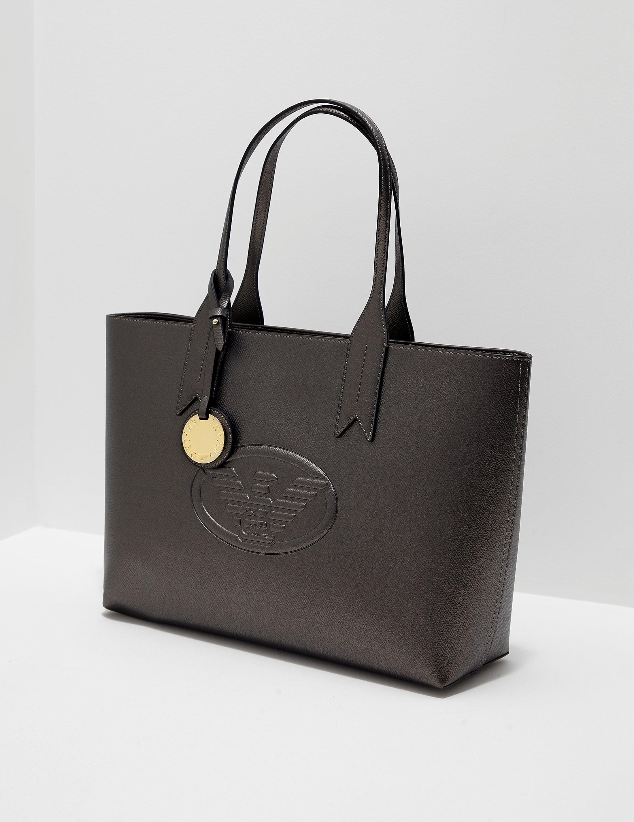 Emporio Armani Borsa Logo Shopper Bag