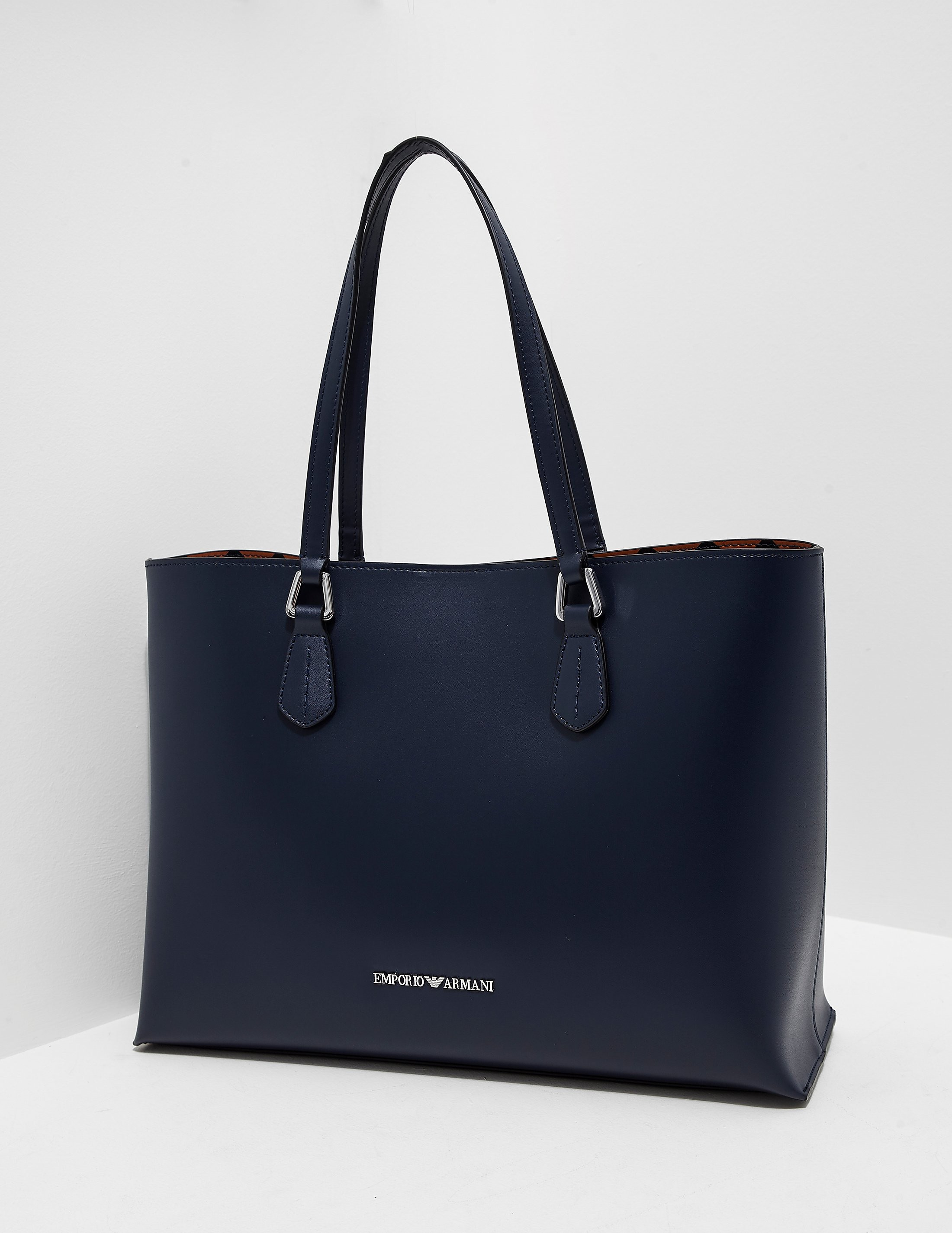 Emporio Armani Wilma Large Shopper Bag