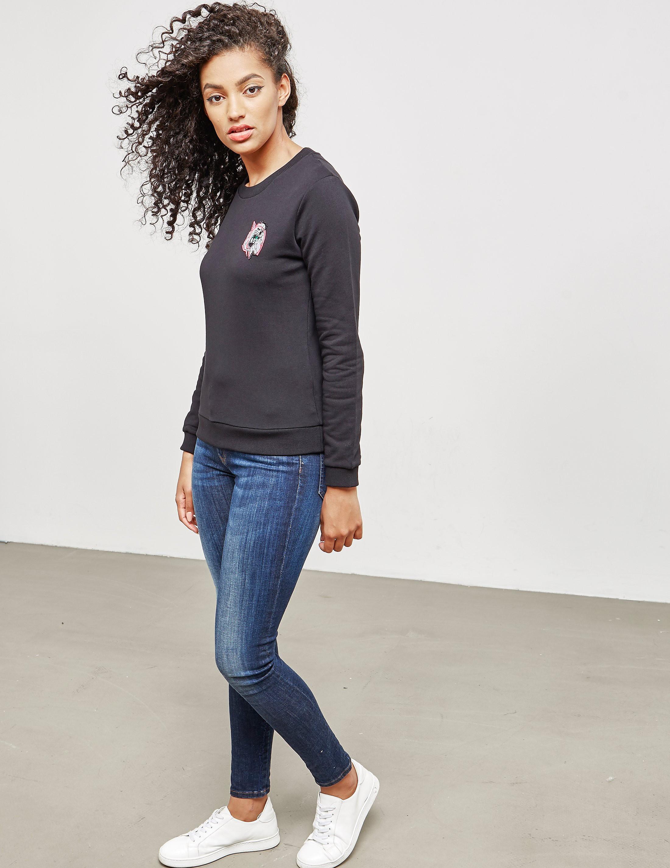 Versus Versace Motif Sweatshirt