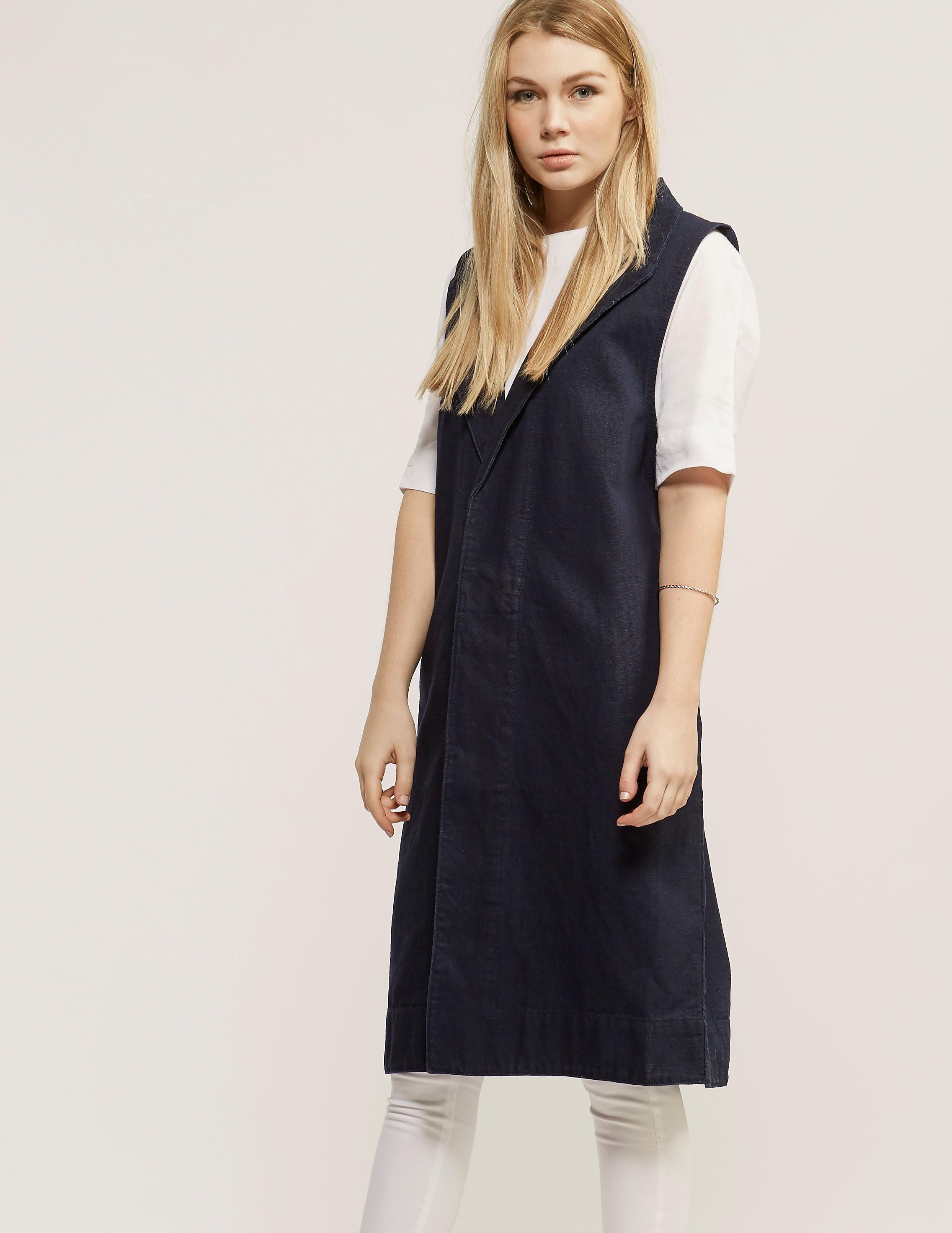 WAVEN Longline Waist Coat