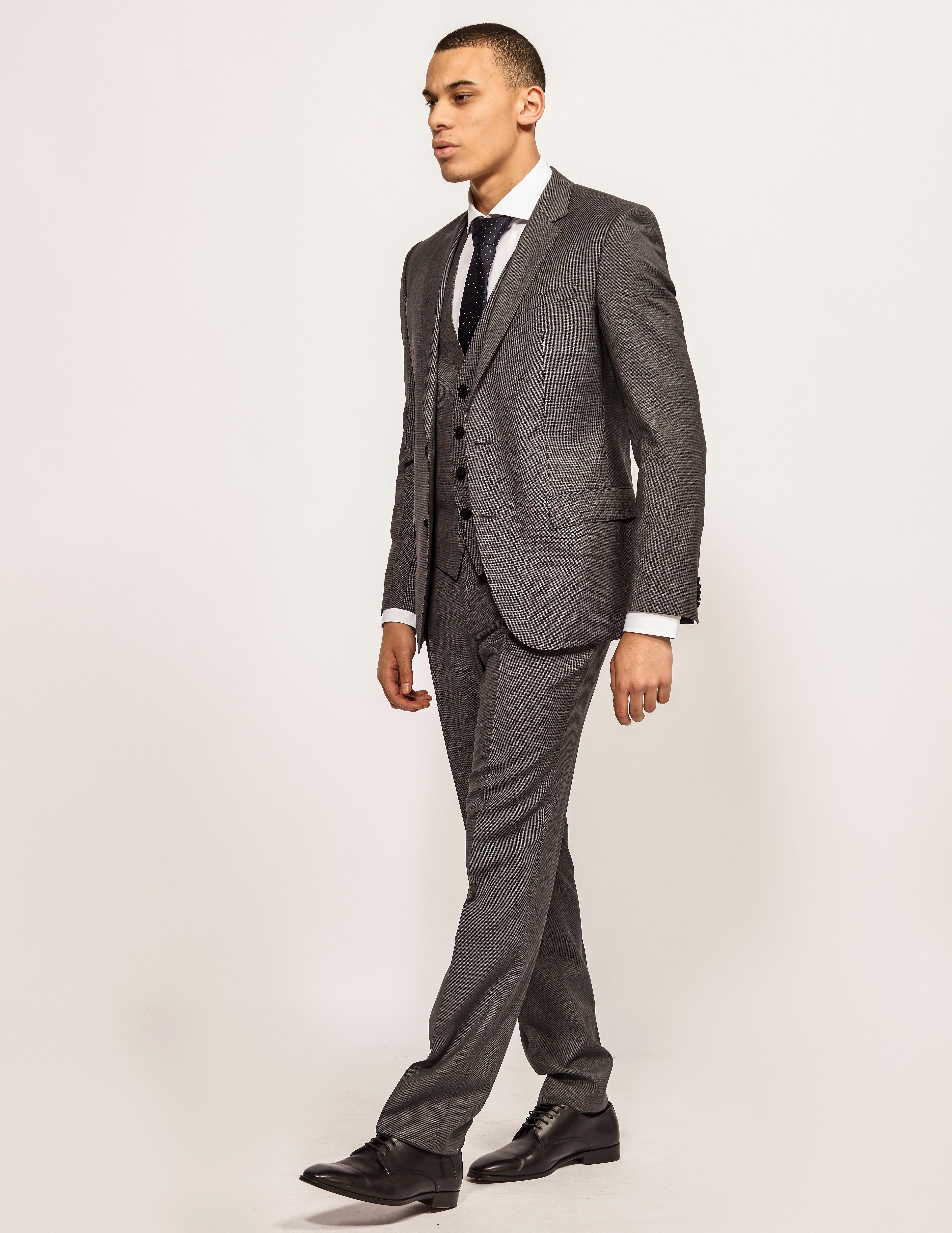 BOSS 'Huge/Genius' Three Piece Suit