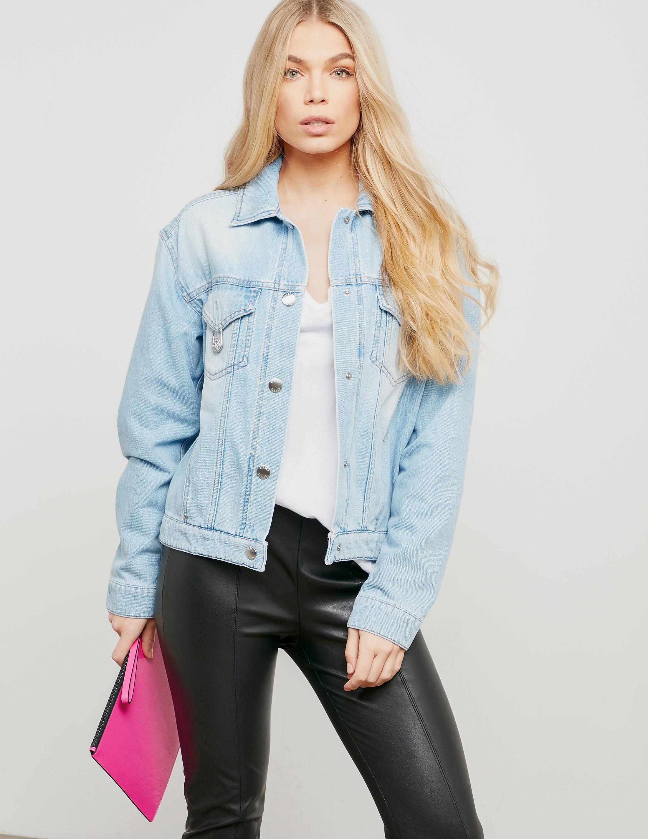 Versus Versace Denim Jacket