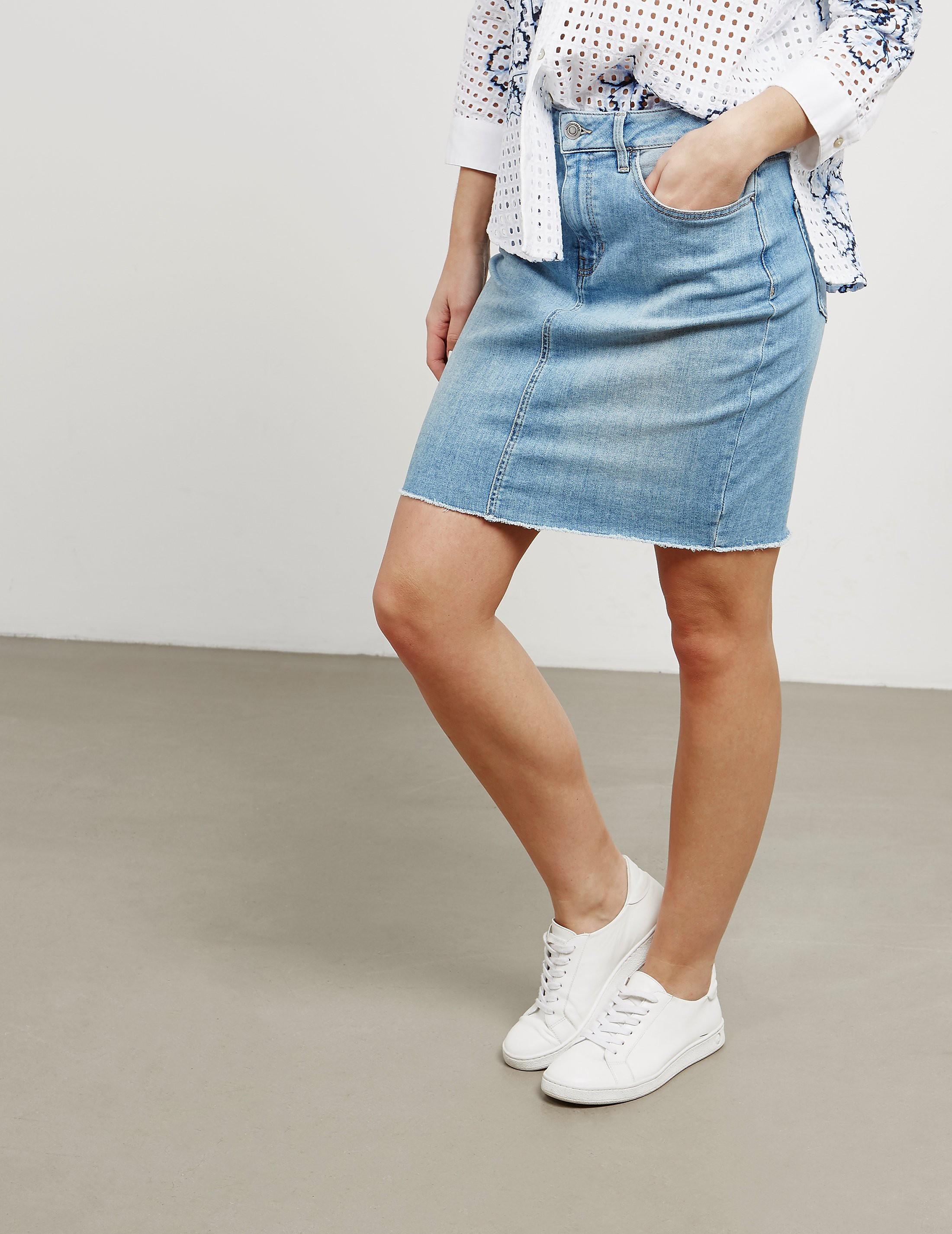 BOSS Sunnyvale Denim Skirt
