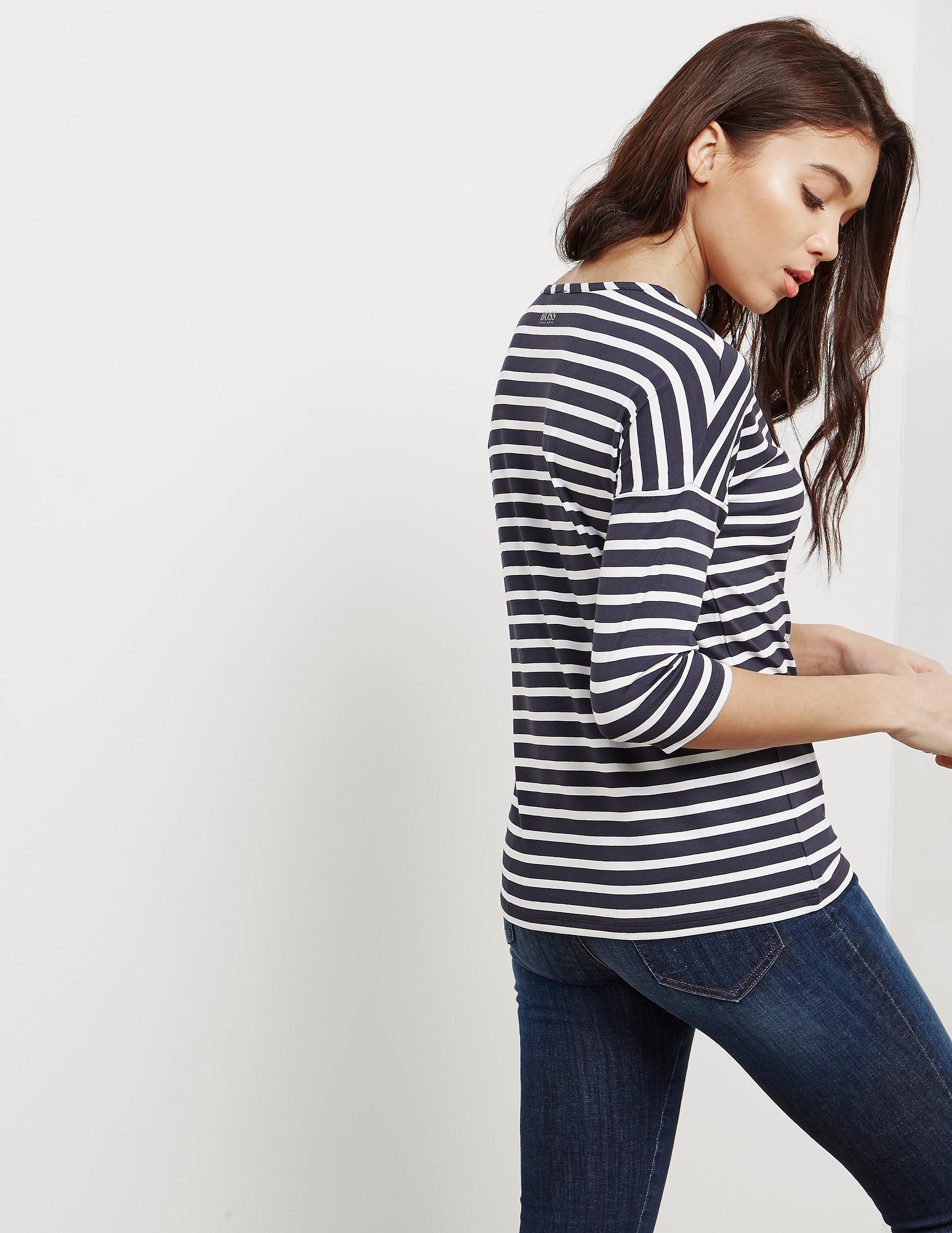 BOSS Tamarini Striped T-Shirt