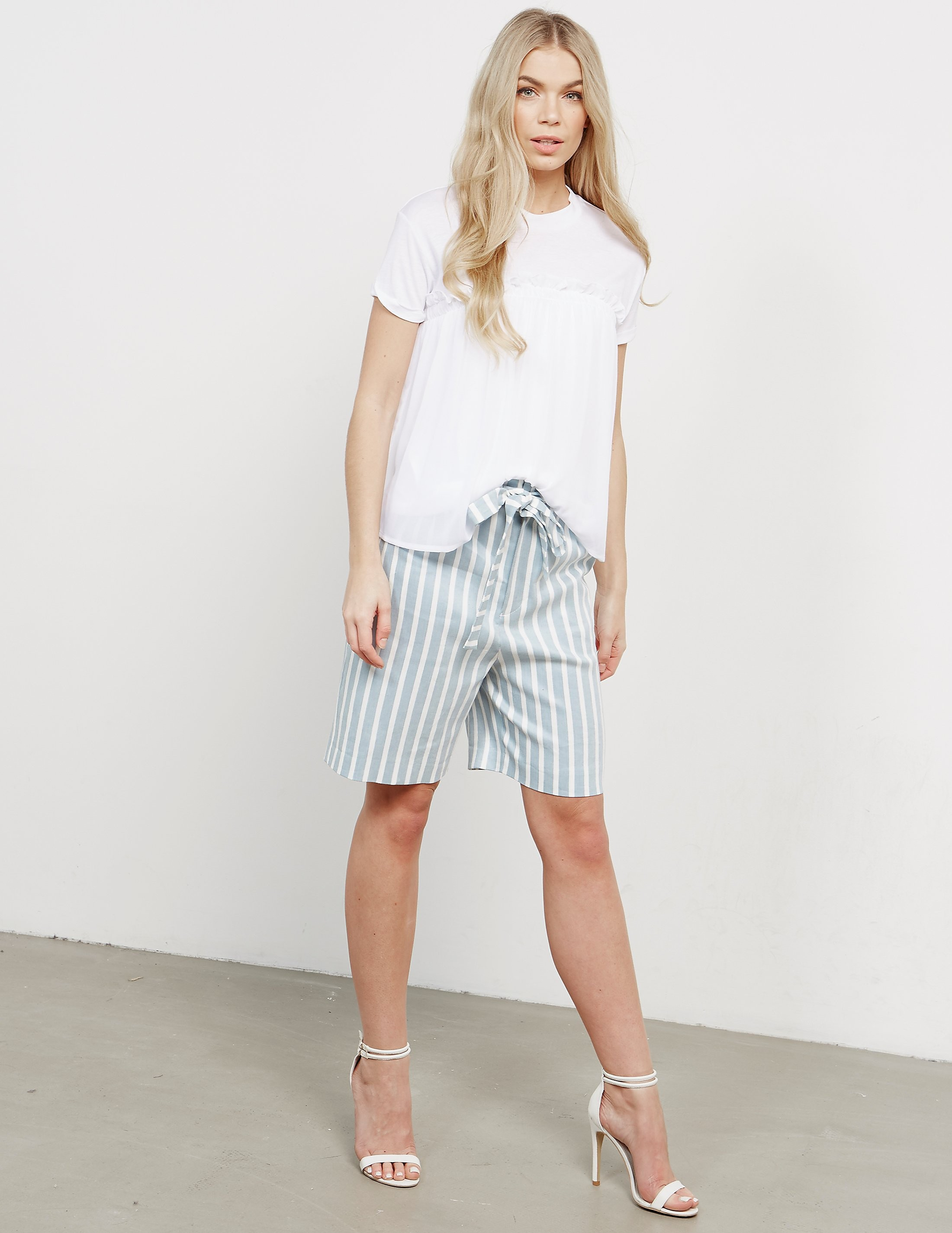 BOSS Sashorty Stripe Shorts