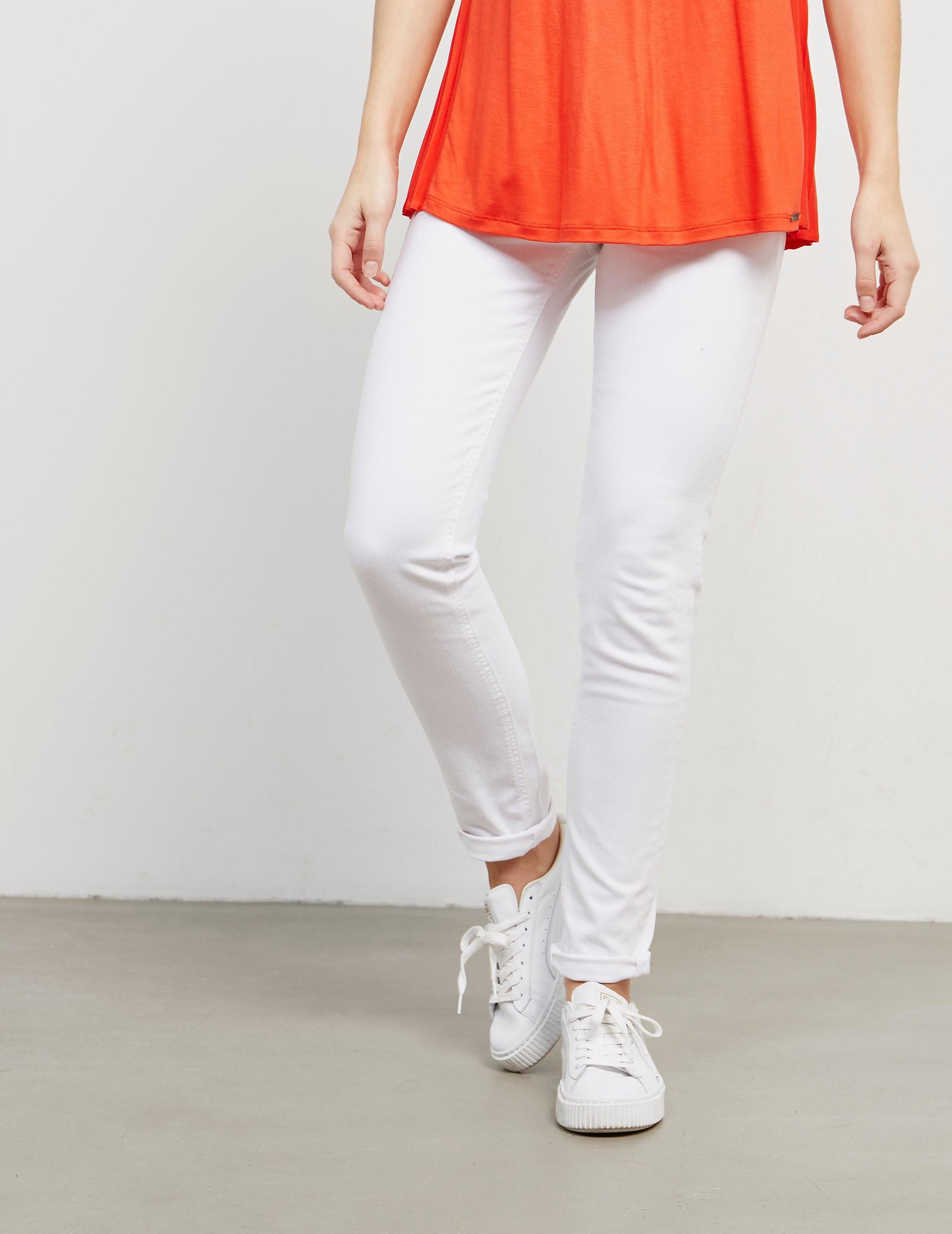 BOSS J20 Mid Rise Jeans