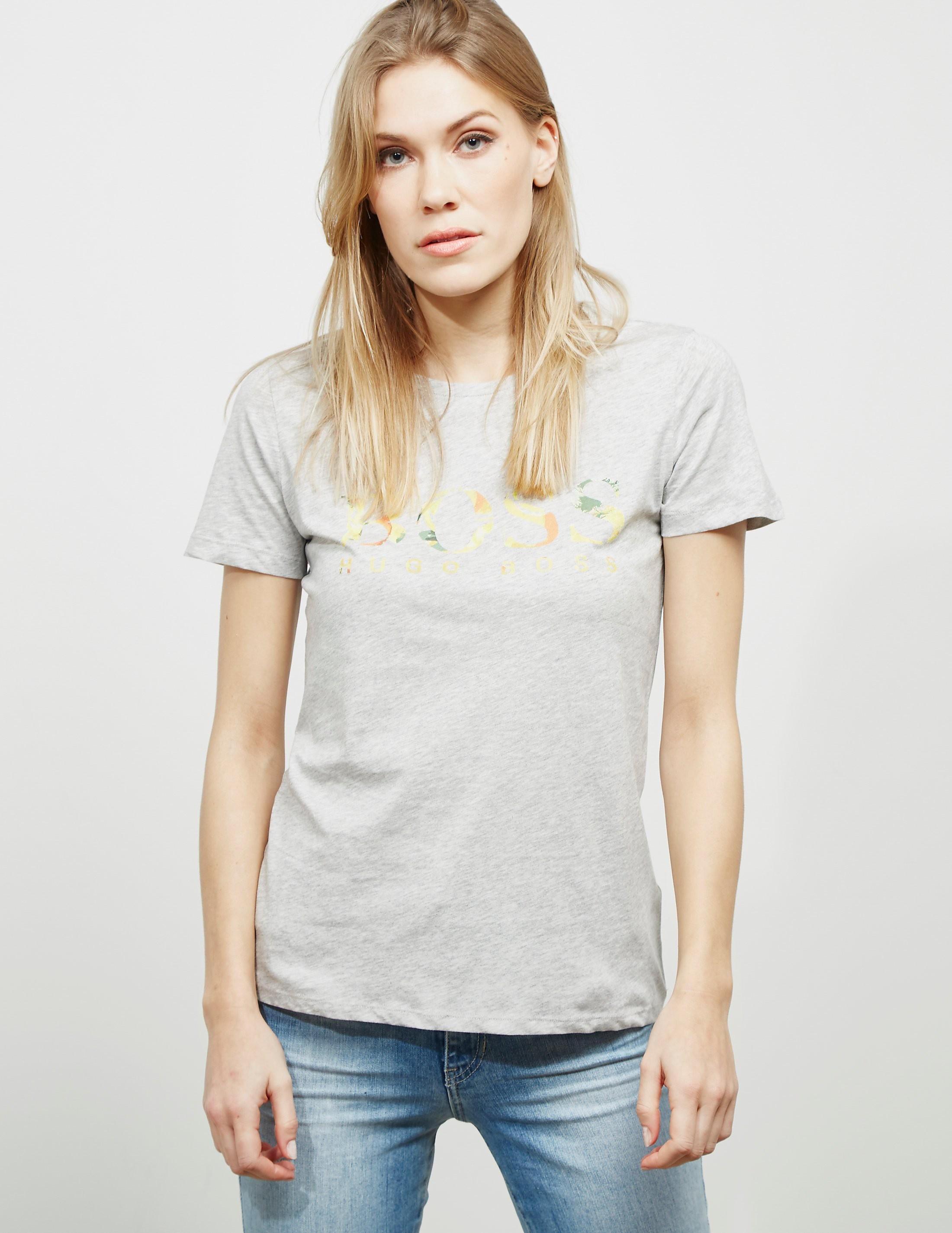BOSS Tiboss Short Sleeve T-Shirt
