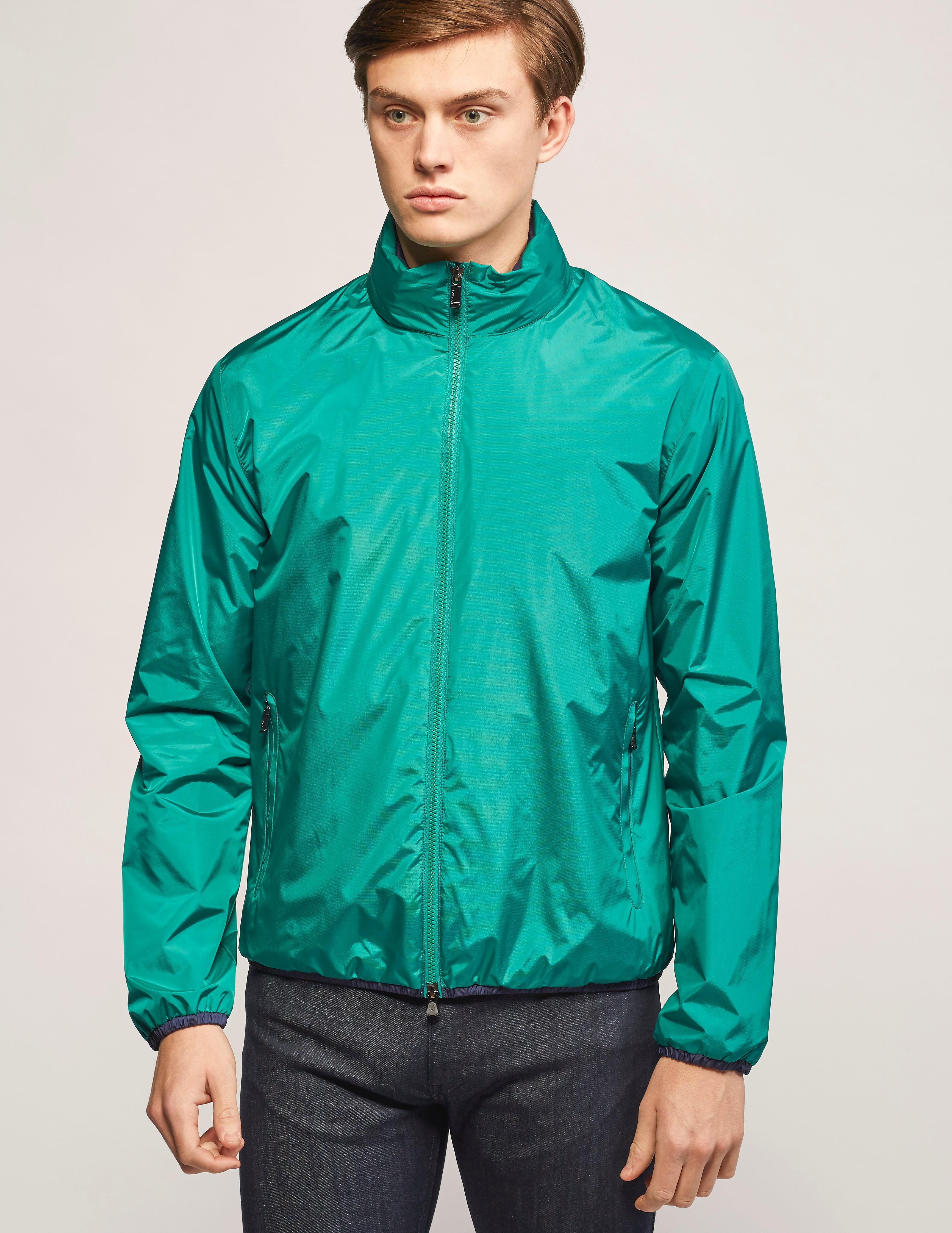 Z Zegna Light Shell Short Jacket