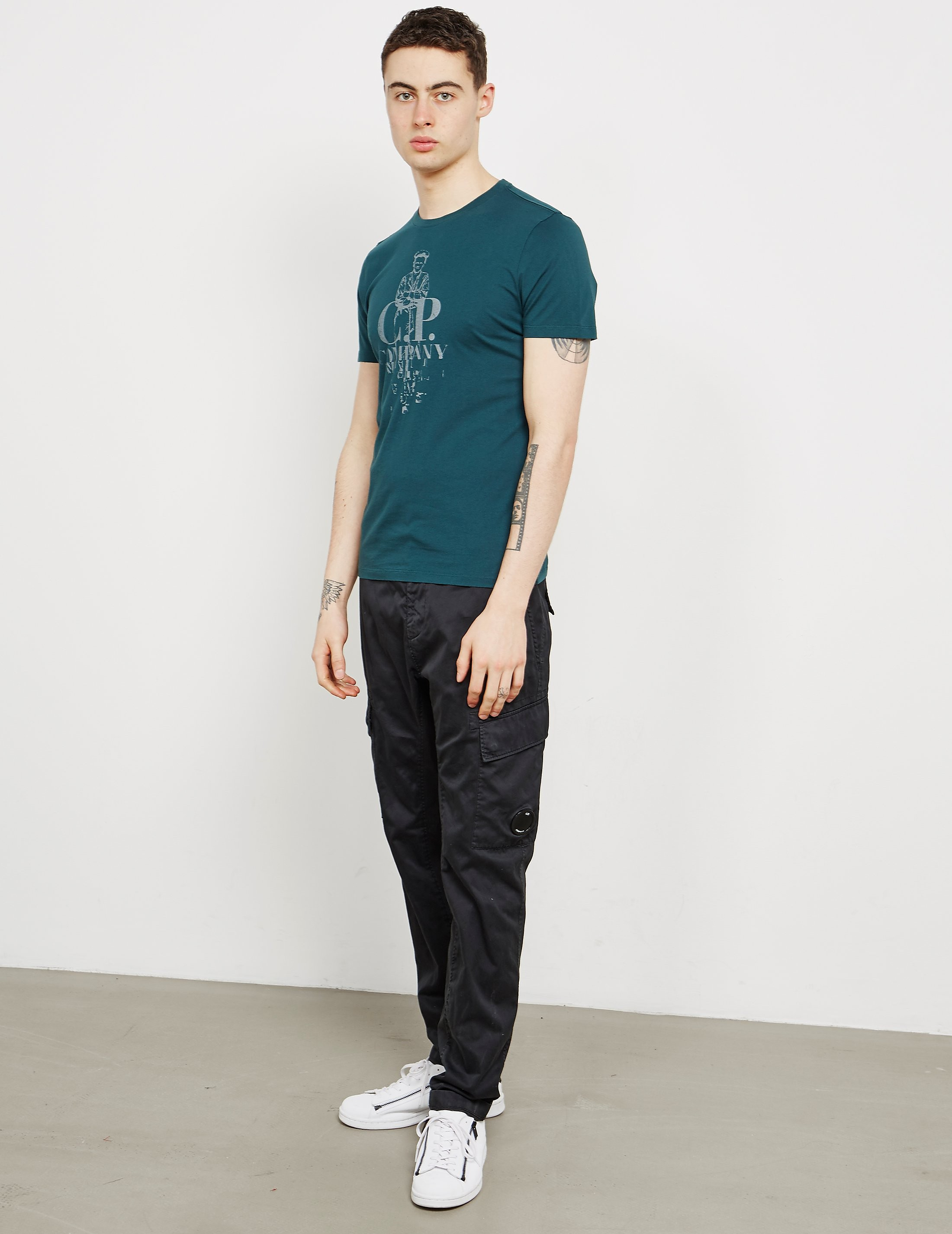 CP Company Figure Short Sleeve T-Shirt