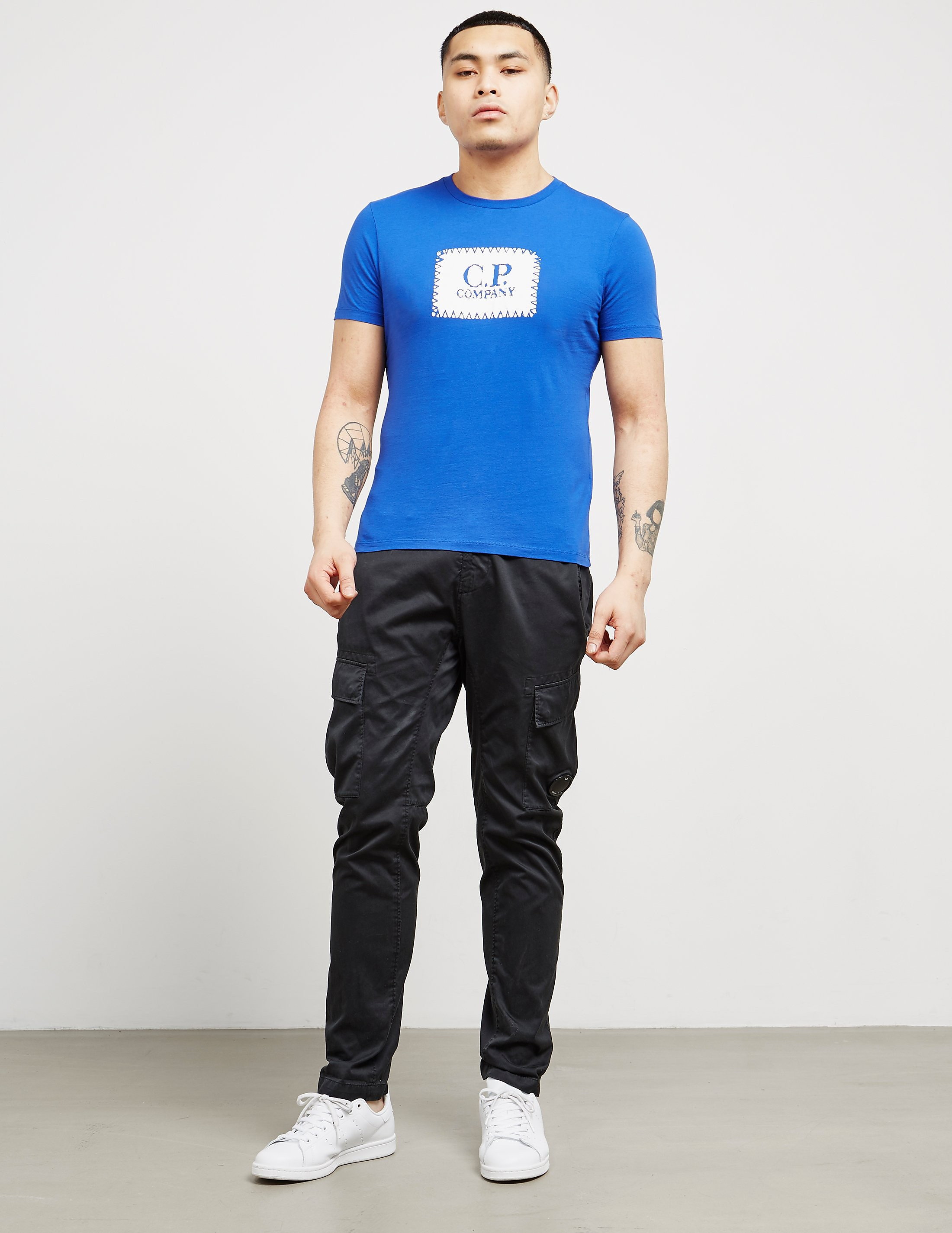 CP Company Tab Short Sleeve T-Shirt