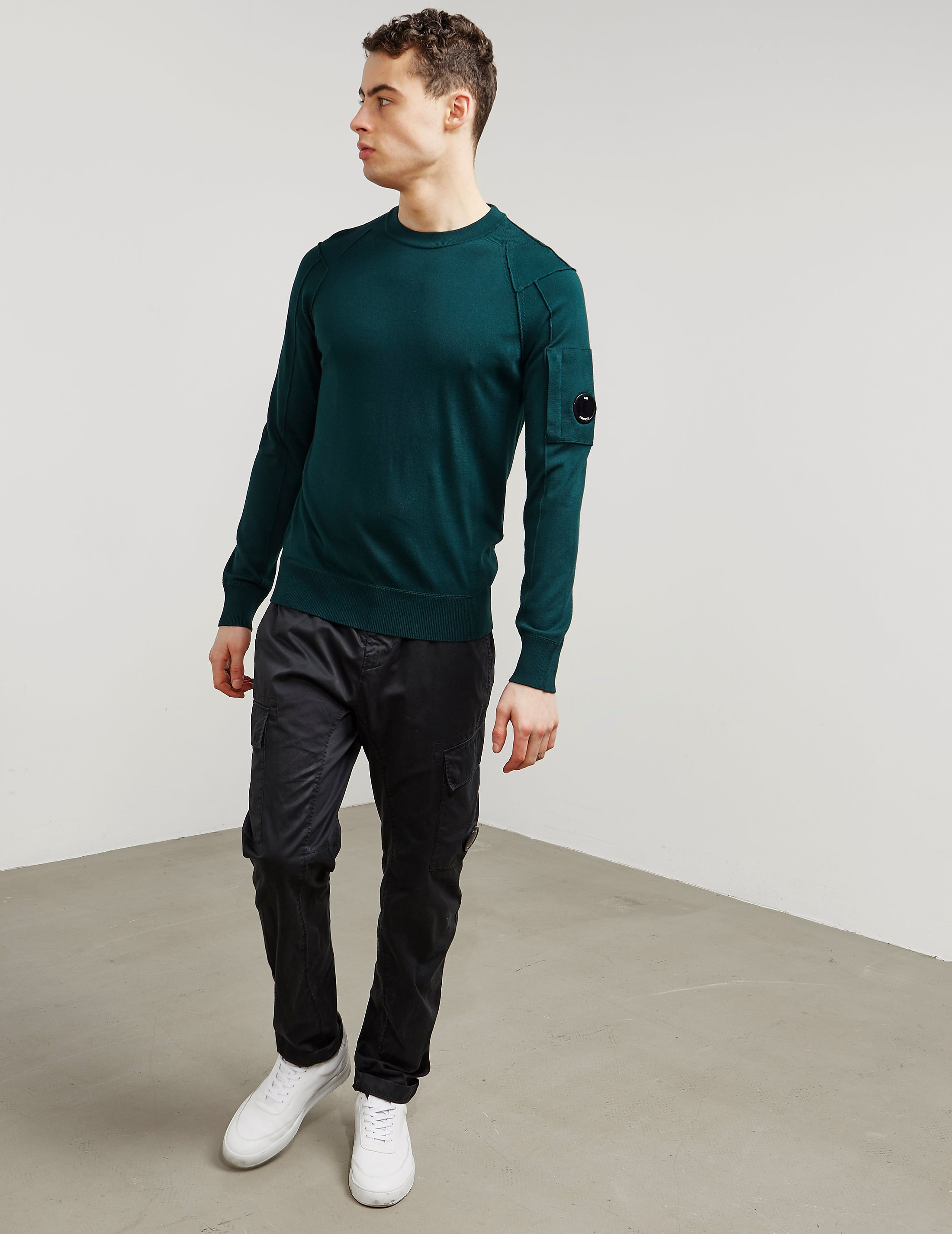 CP Company Lens Knitted Jumper