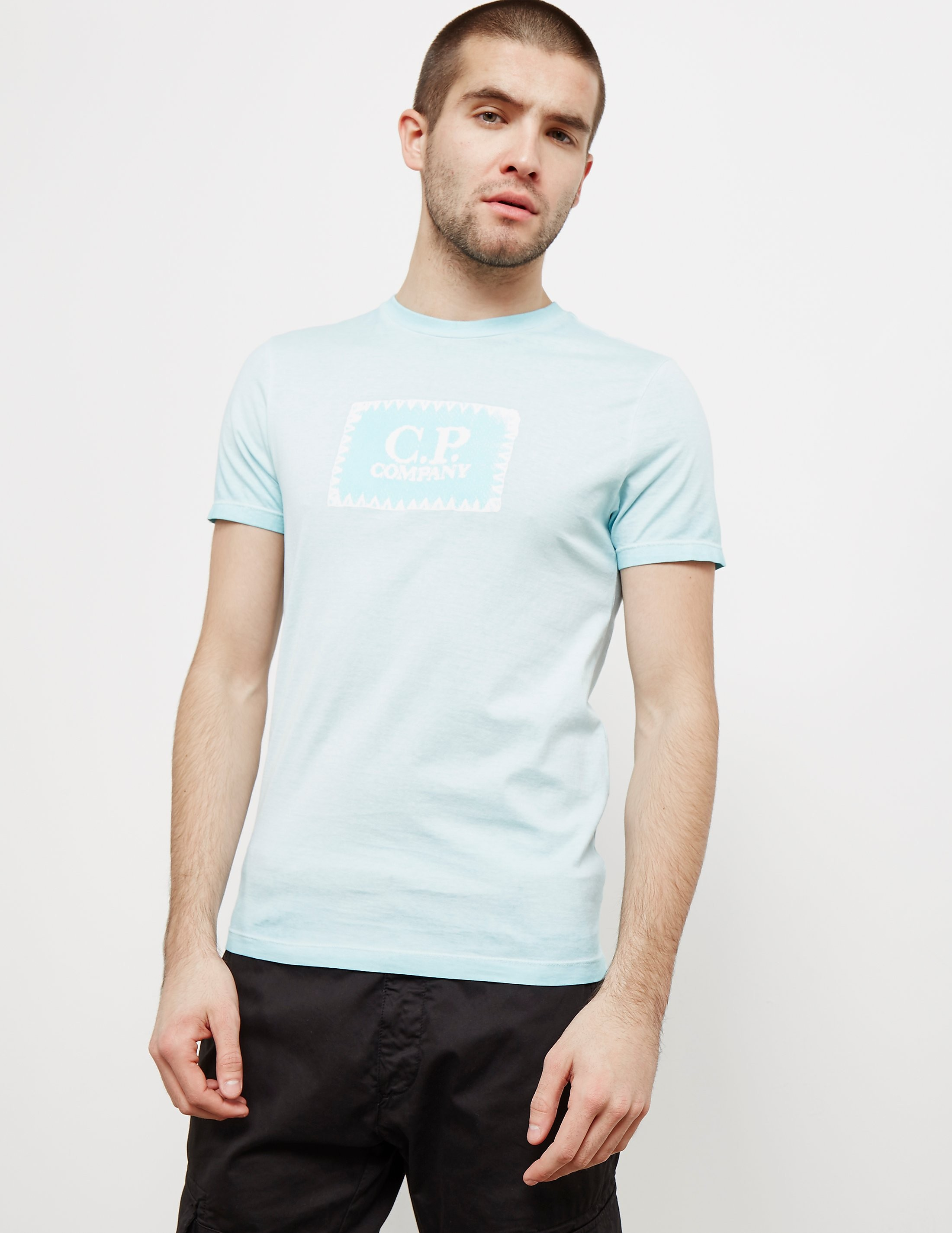 CP Company Patch Short Sleeve T-Shirt