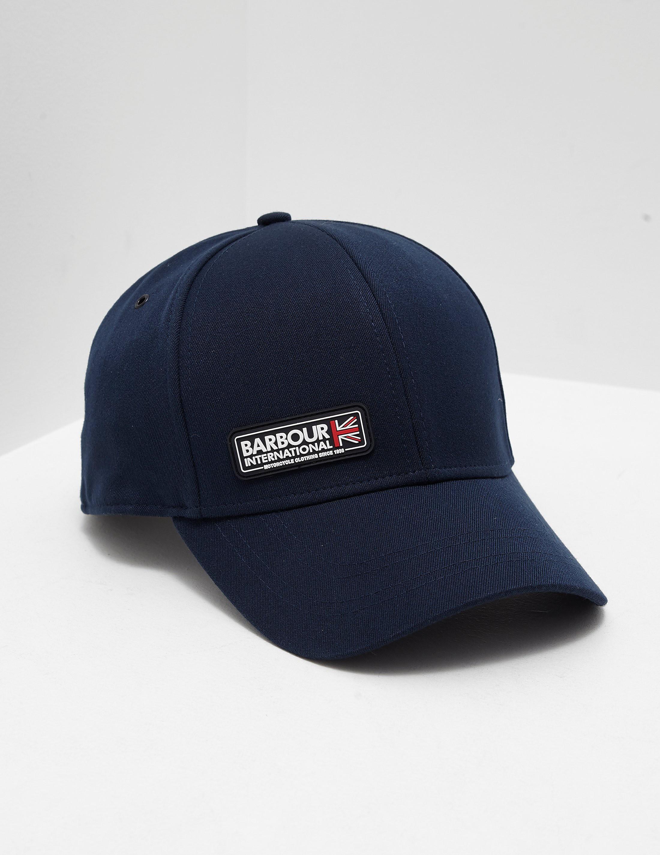 Barbour International Apex Cap