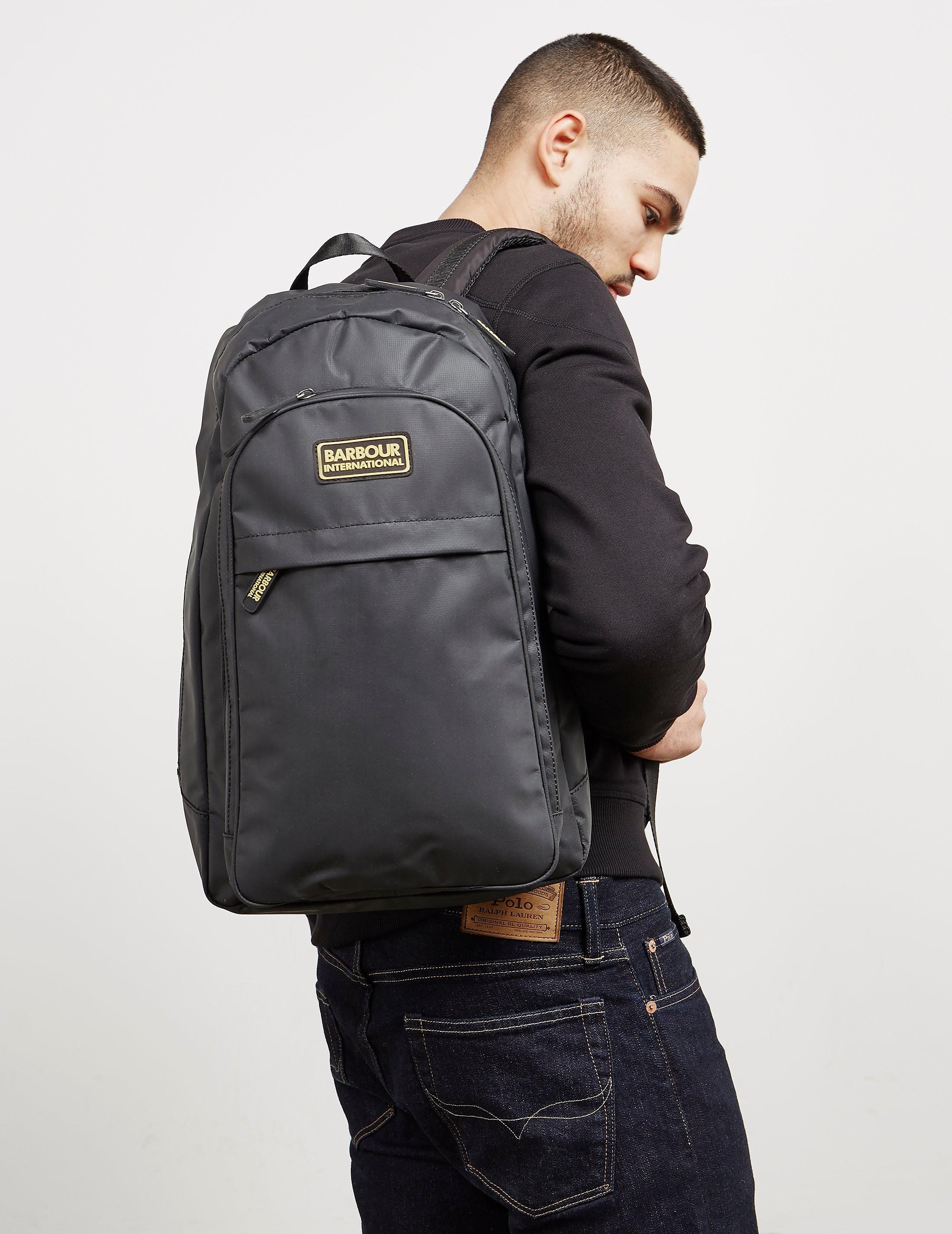 Barbour International Balance Backpack
