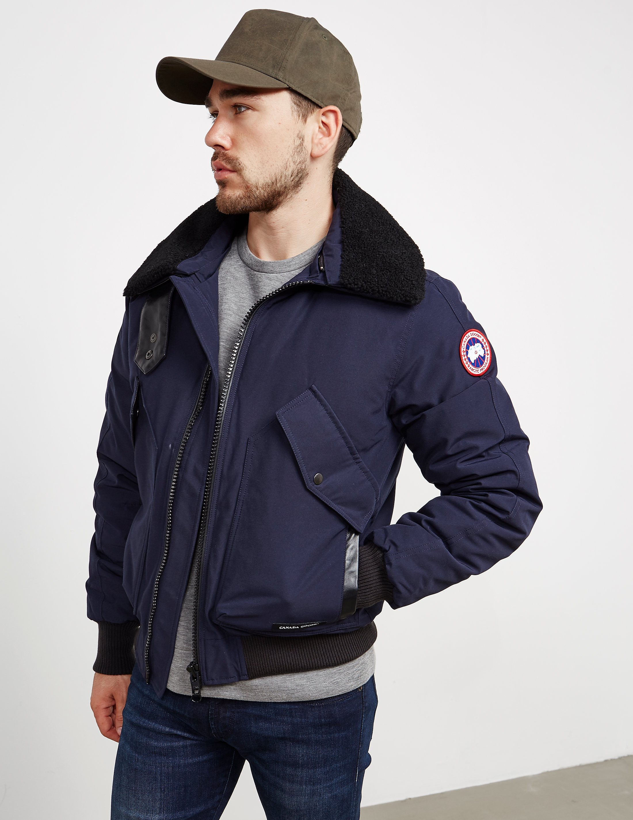 Canada Goose Bromley Padded Bomber Jacket - Online Exclusive