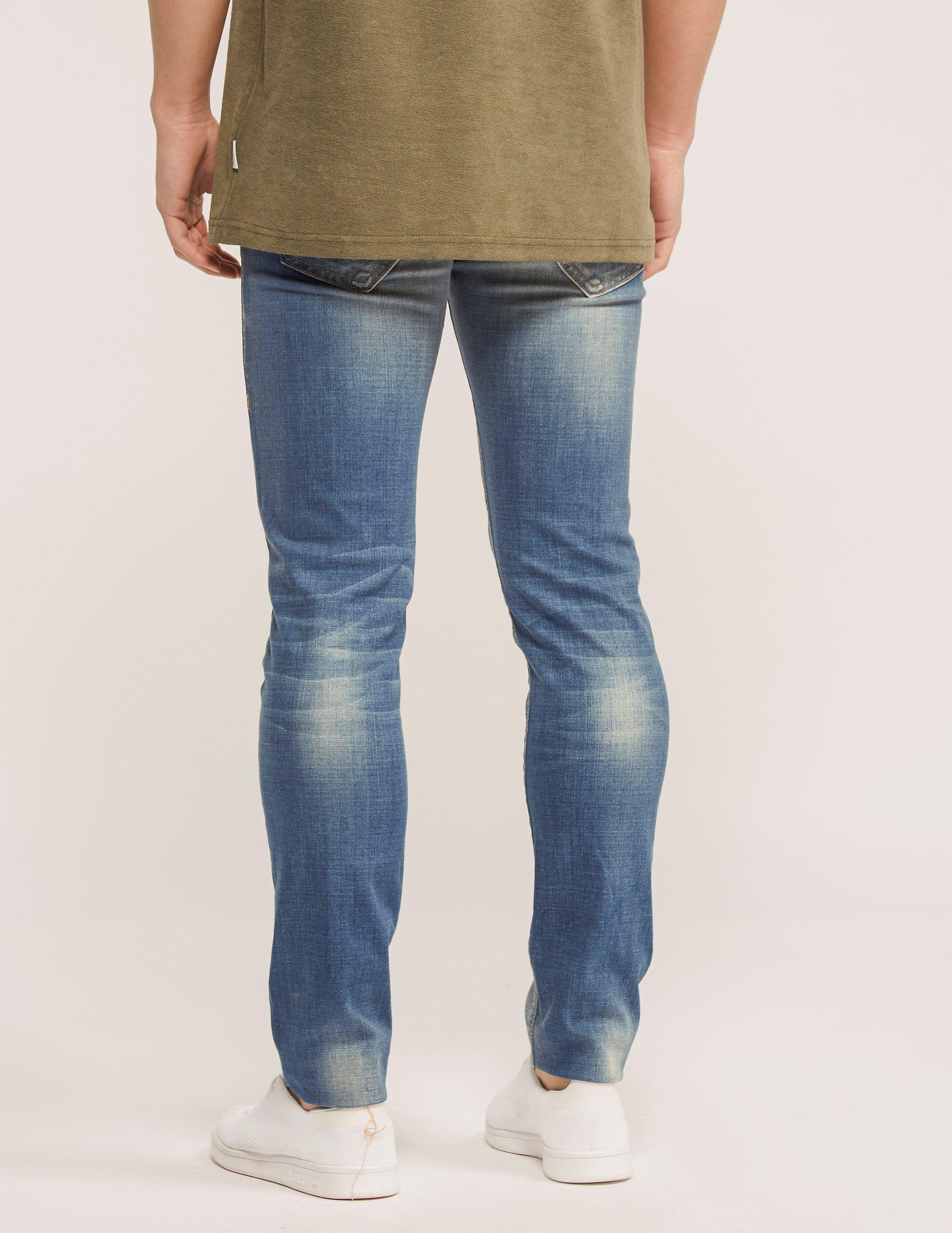 True Religion Tony Skinny Jeans
