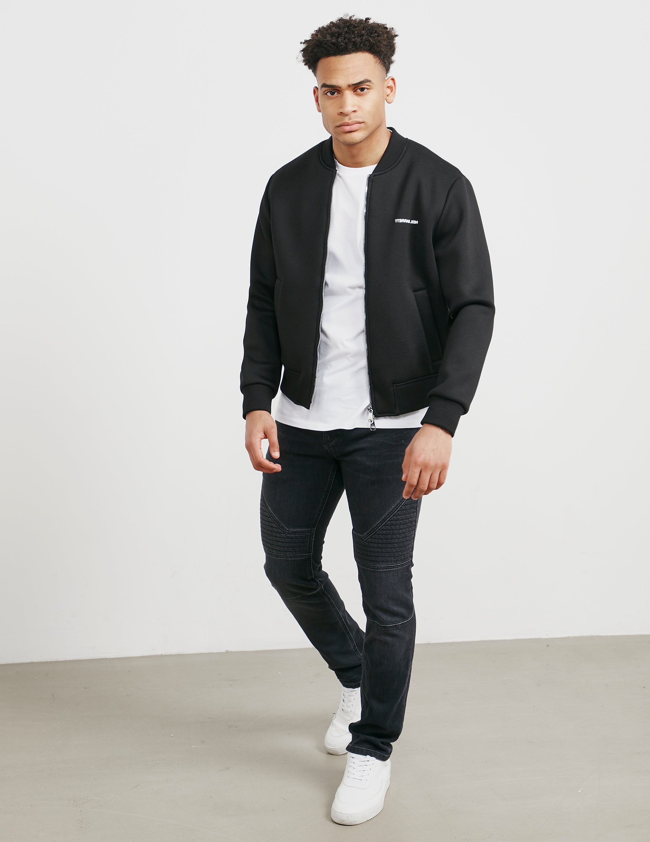 Neil Barrett Bolt Back Bomber Jacket