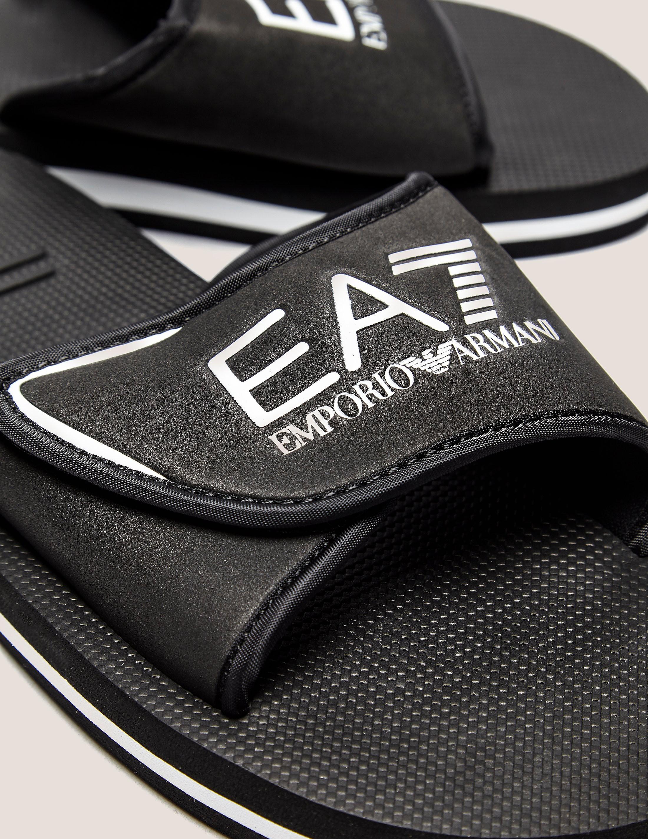Emporio Armani EA7 Flip Flop
