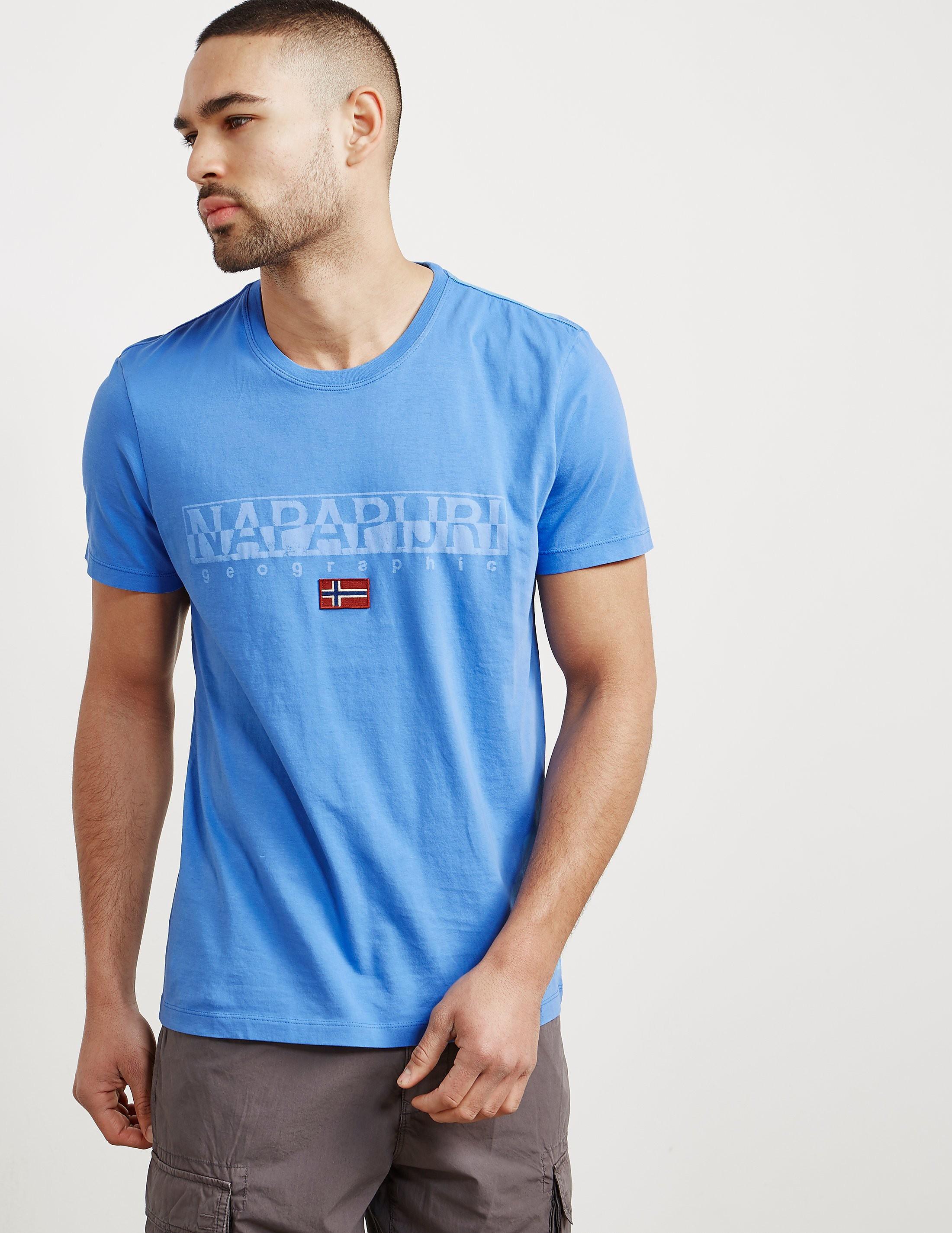 Napapijri Sapriol Core Short Sleeve T-Shirt