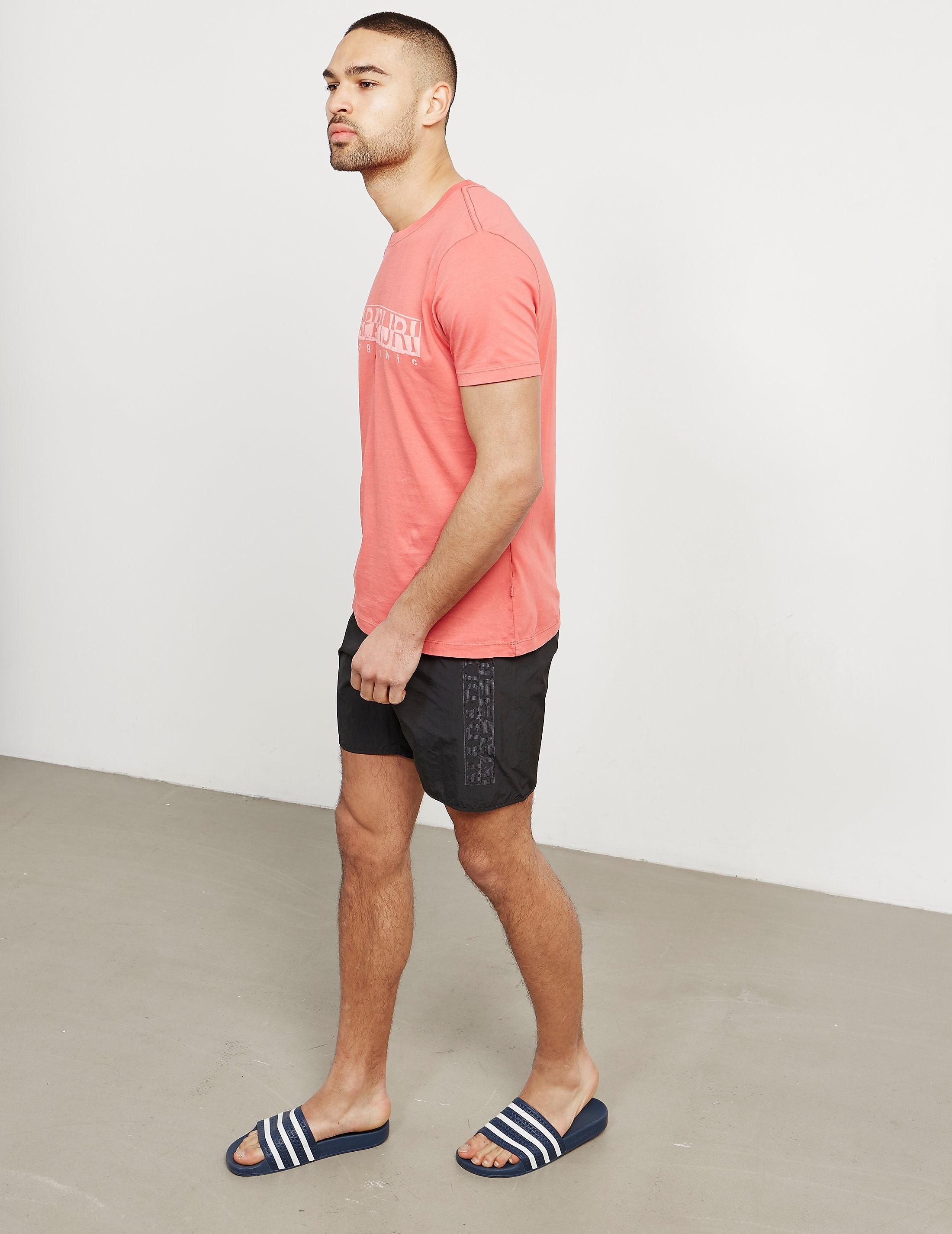 Napapijri Side Logo Swim Shorts