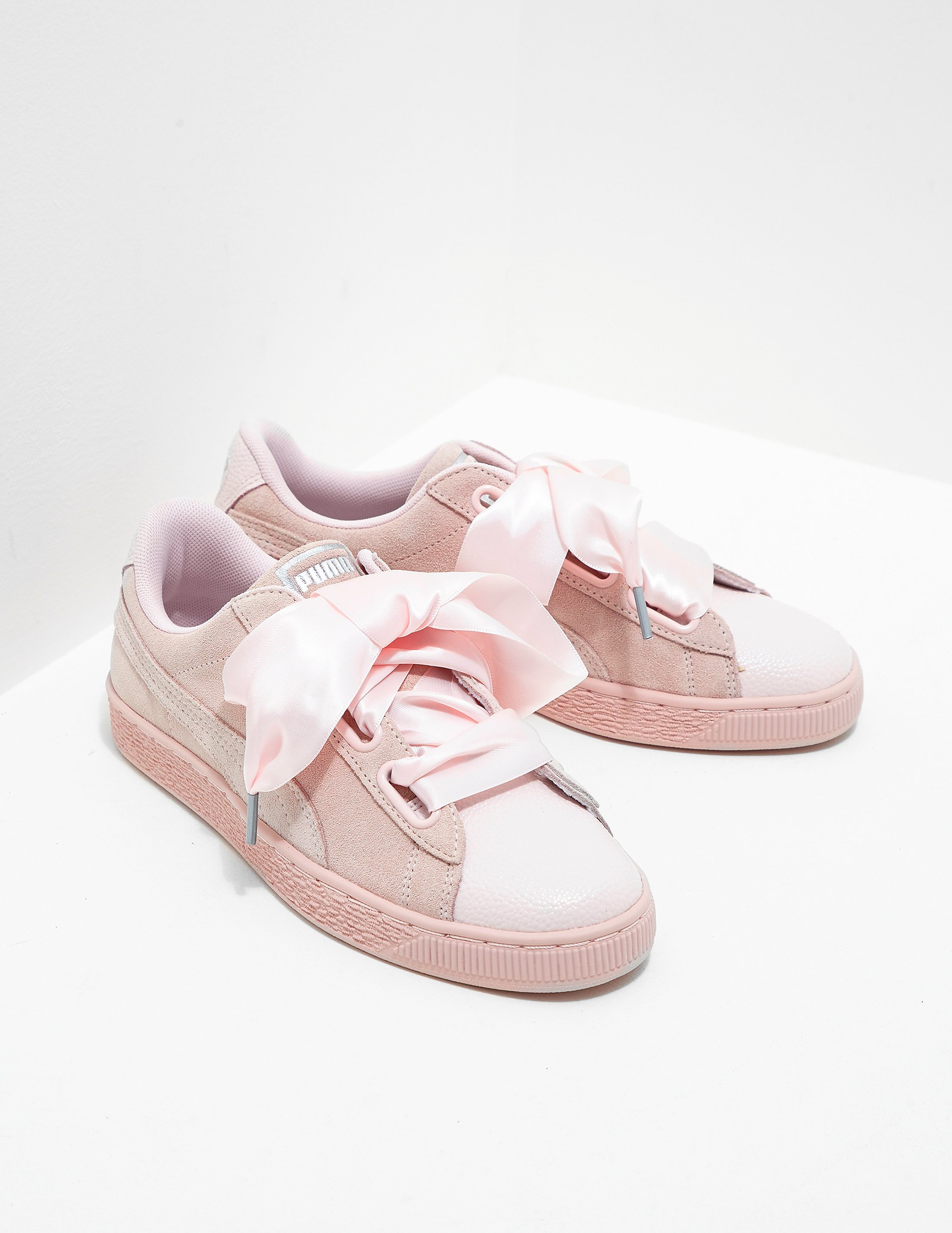 PUMA Suede Heart Bubble
